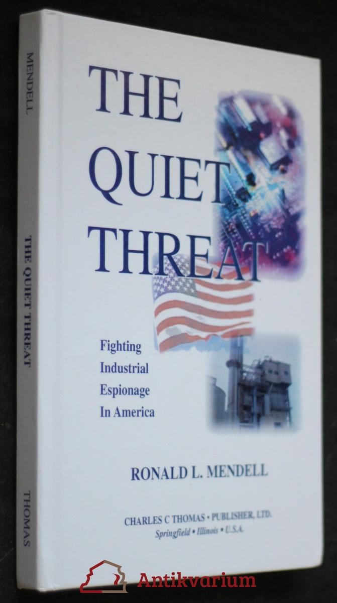 antikvární kniha The quiet threat , neuvedeno