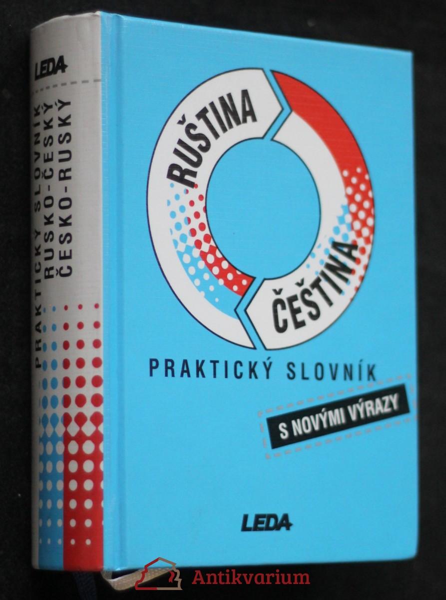 Ruština, čeština - praktický slovník