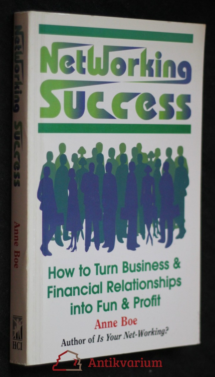 antikvární kniha How to turn business and financial realitonships into fun and profit , neuveden
