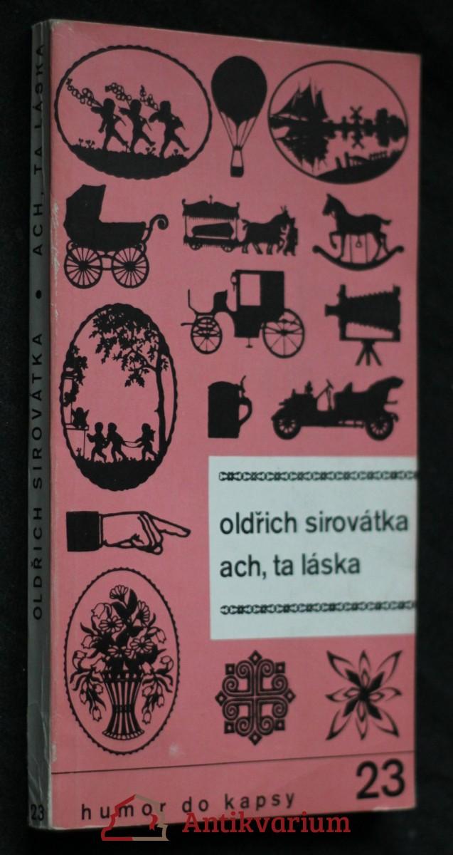 Ach, ta láska : průvodce po české brakové literatuře