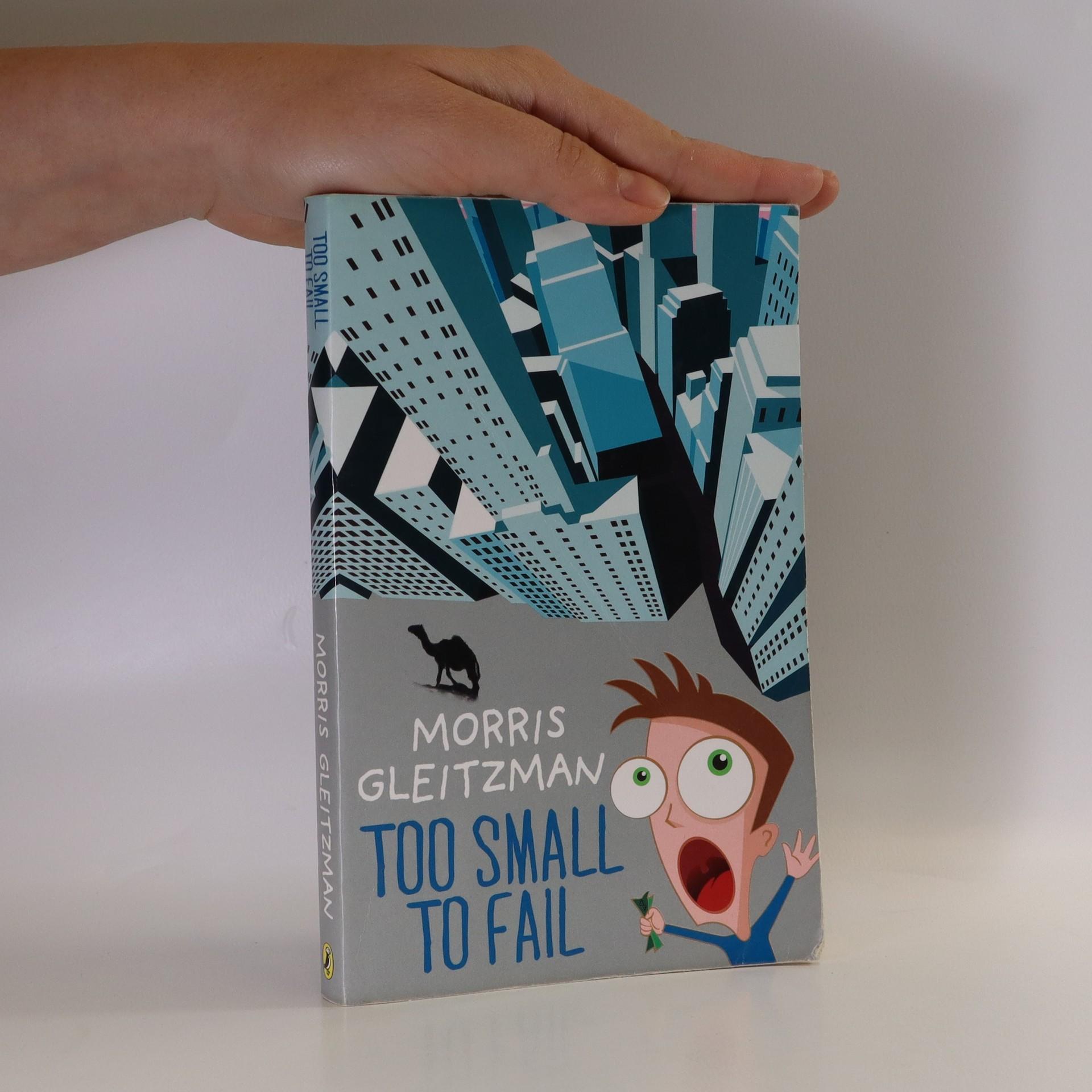 antikvární kniha Too Small to Fail, neuveden