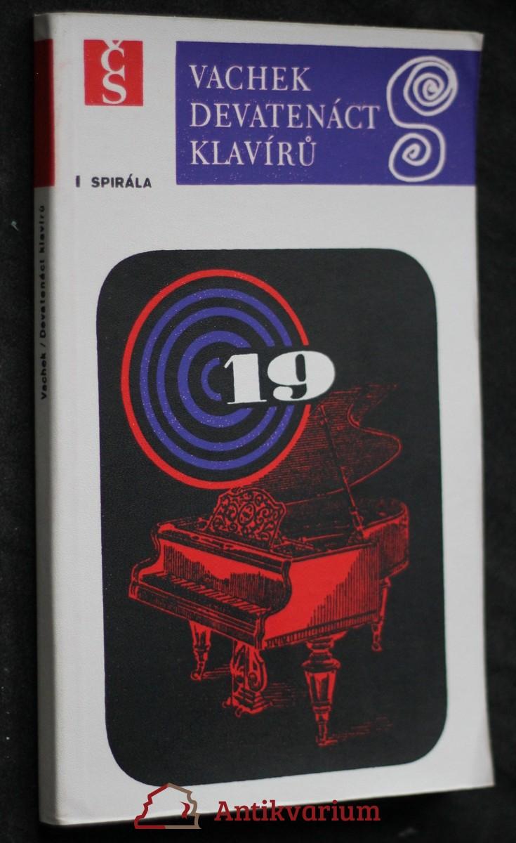 Devatenáct klavírů