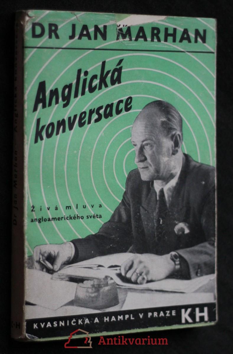 English conversation = Anglická konversace