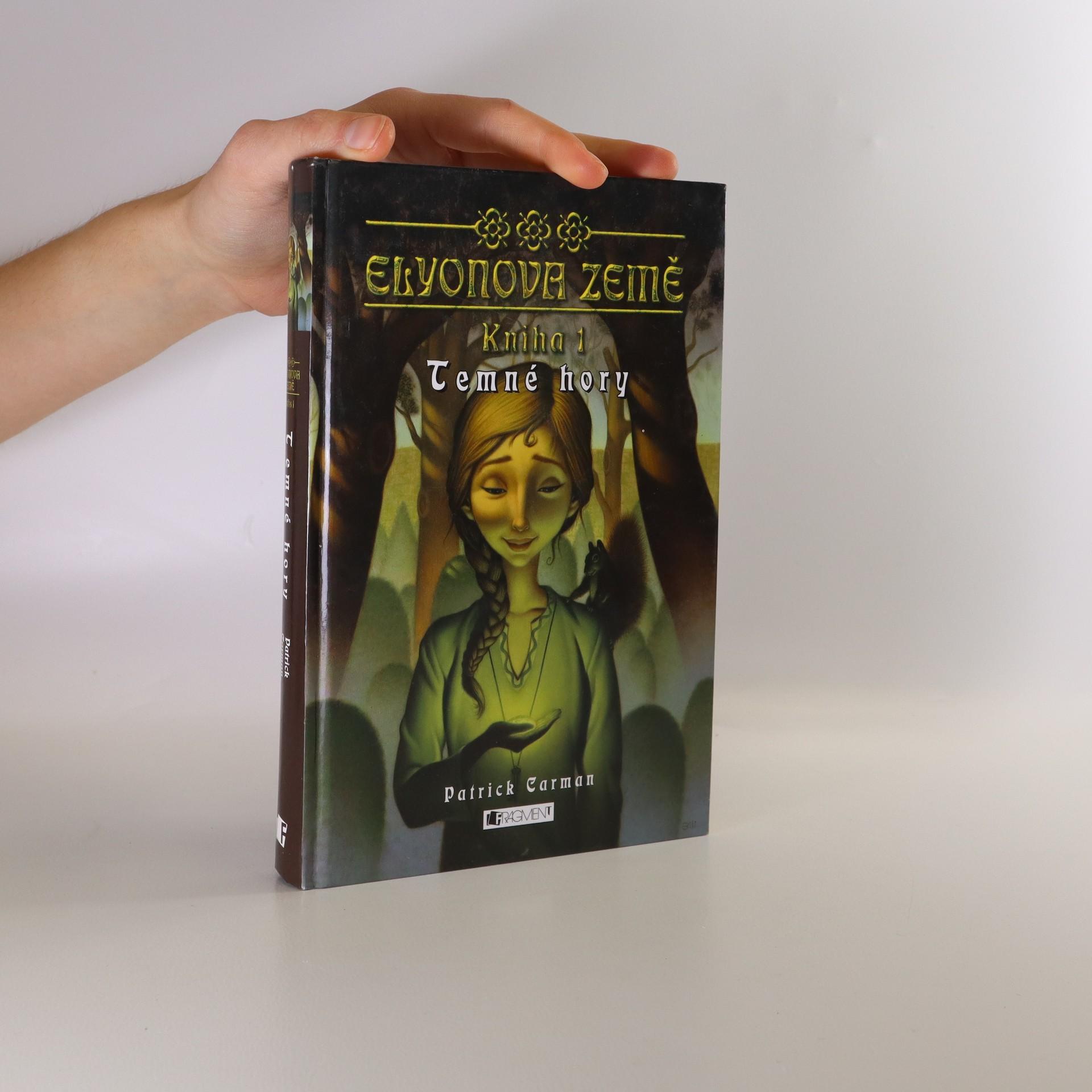 antikvární kniha Elyonova země. Temné hory. 1. díl., 2006