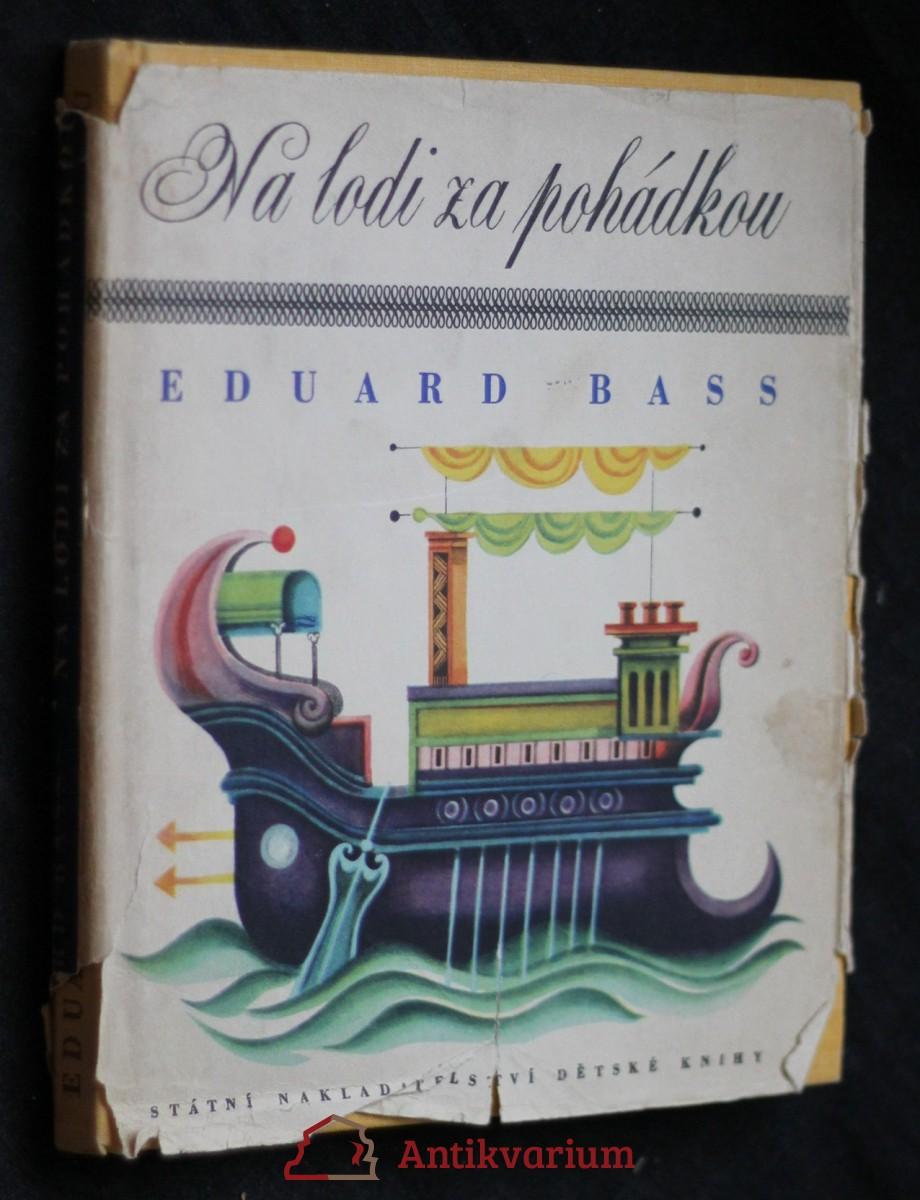 Na lodi za pohádkou : Pro malé čtenáře