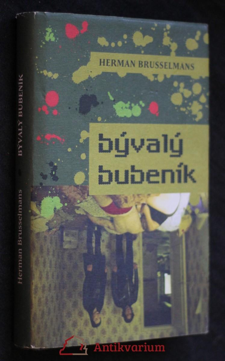 antikvární kniha Bývalý bubeník, 2011