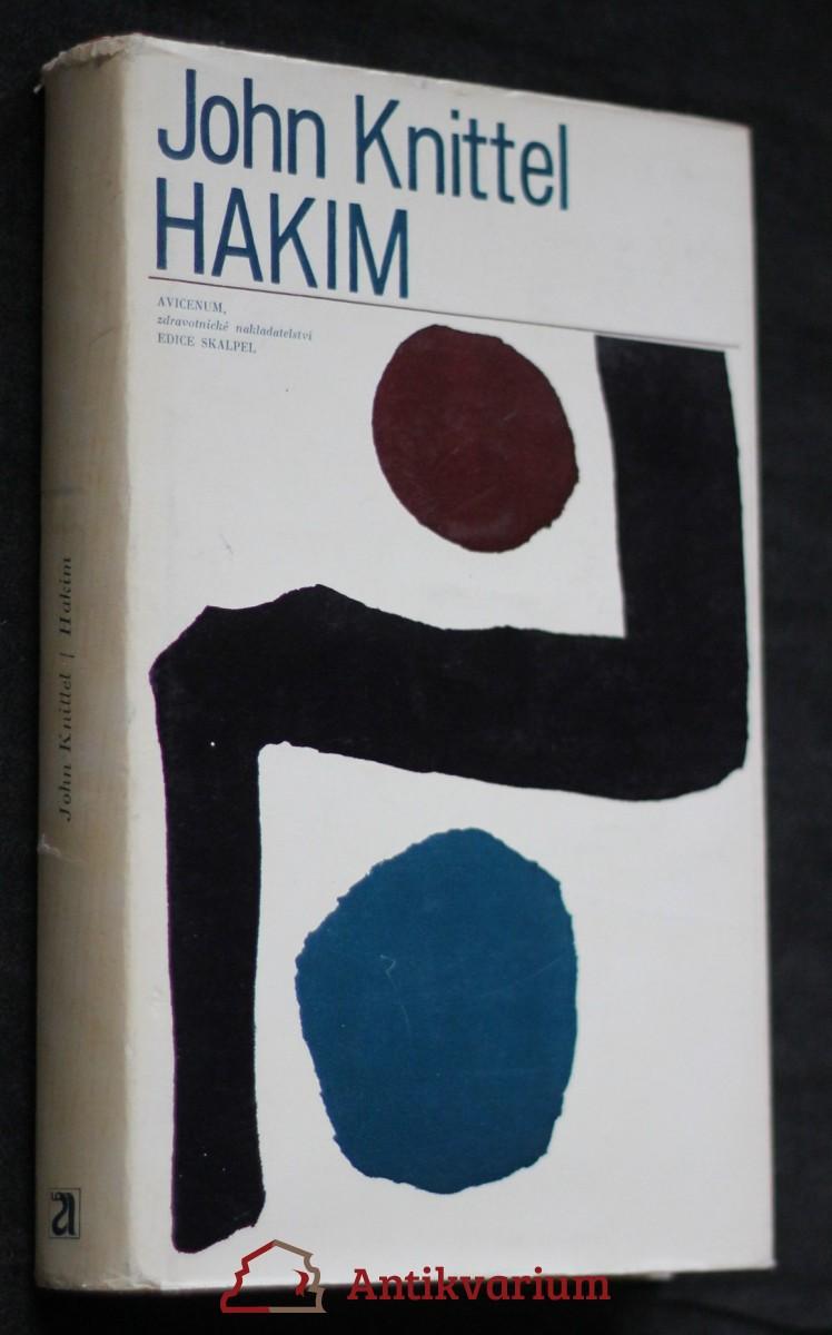 Hakim : román egyptského lékaře