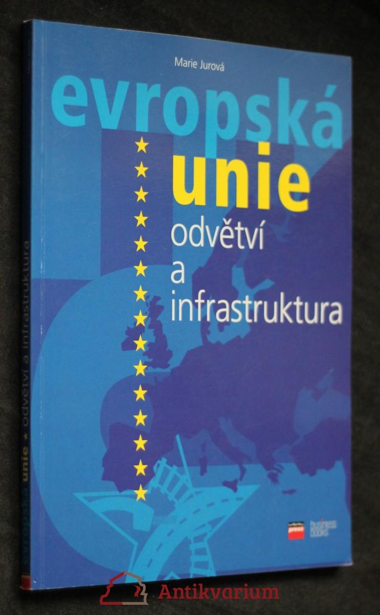 Evropská unie - odvětví a infrastruktura