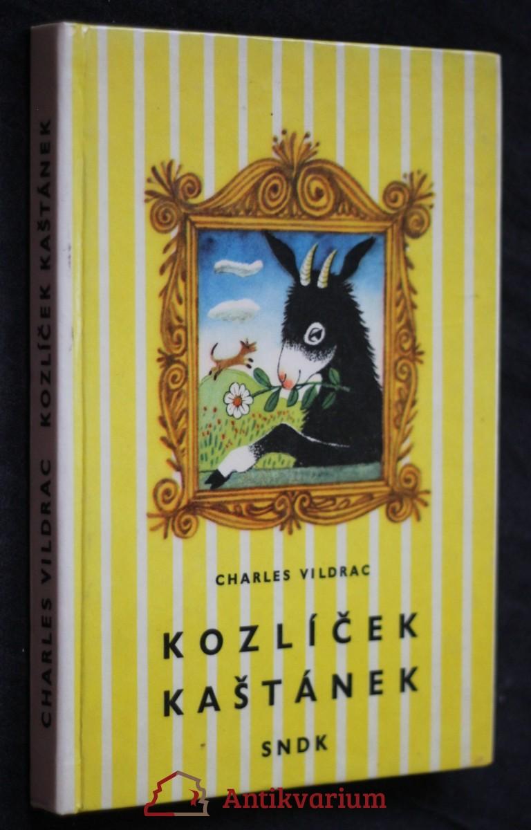 Kozlíček Kaštánek : Pro malé čtenáře