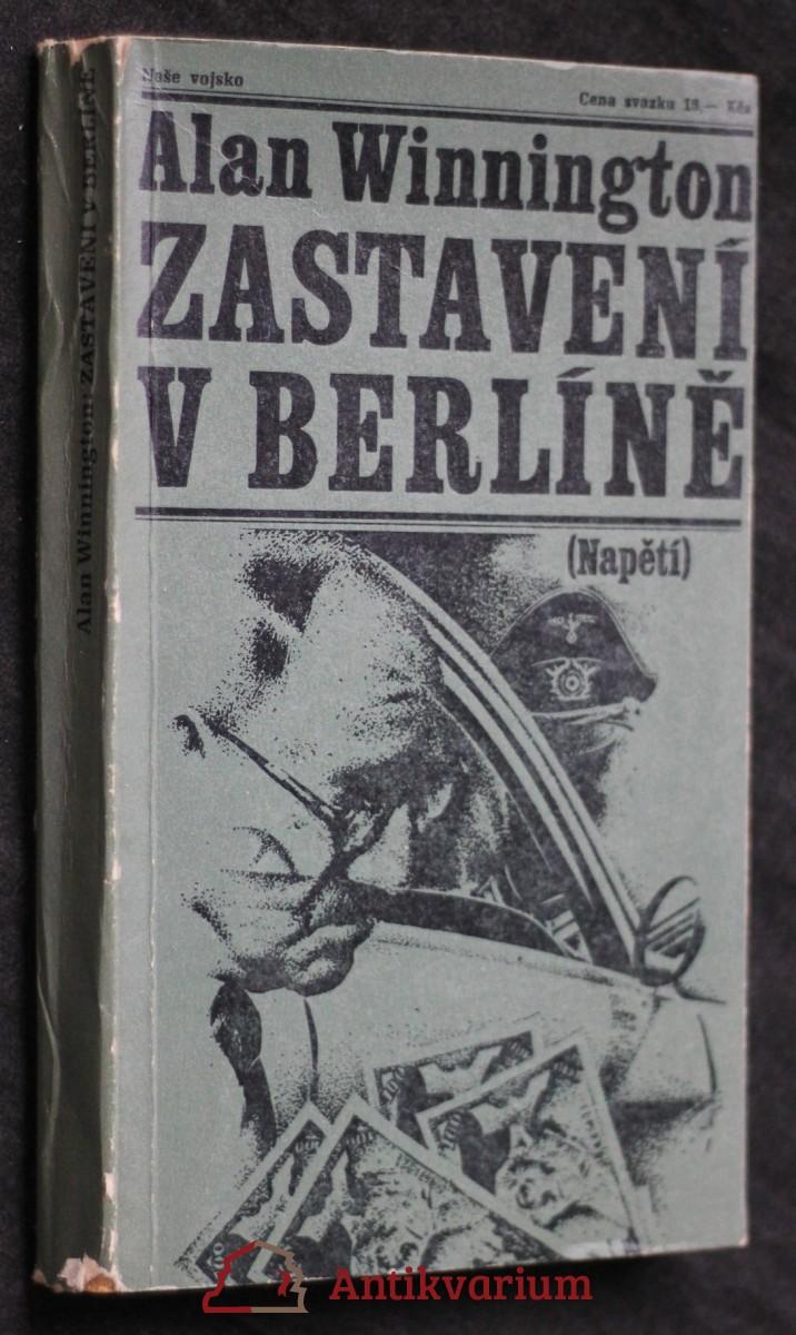 Zastavení v Berlíně