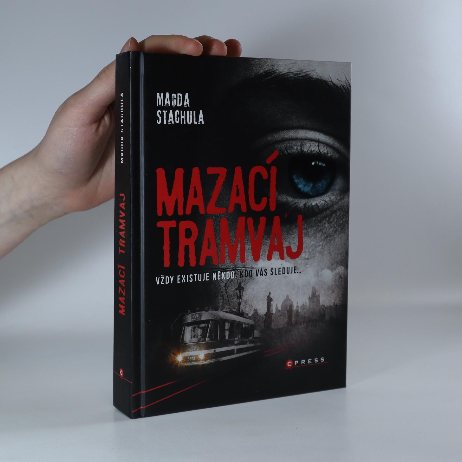 antikvární kniha Mazací tramvaj, 2017