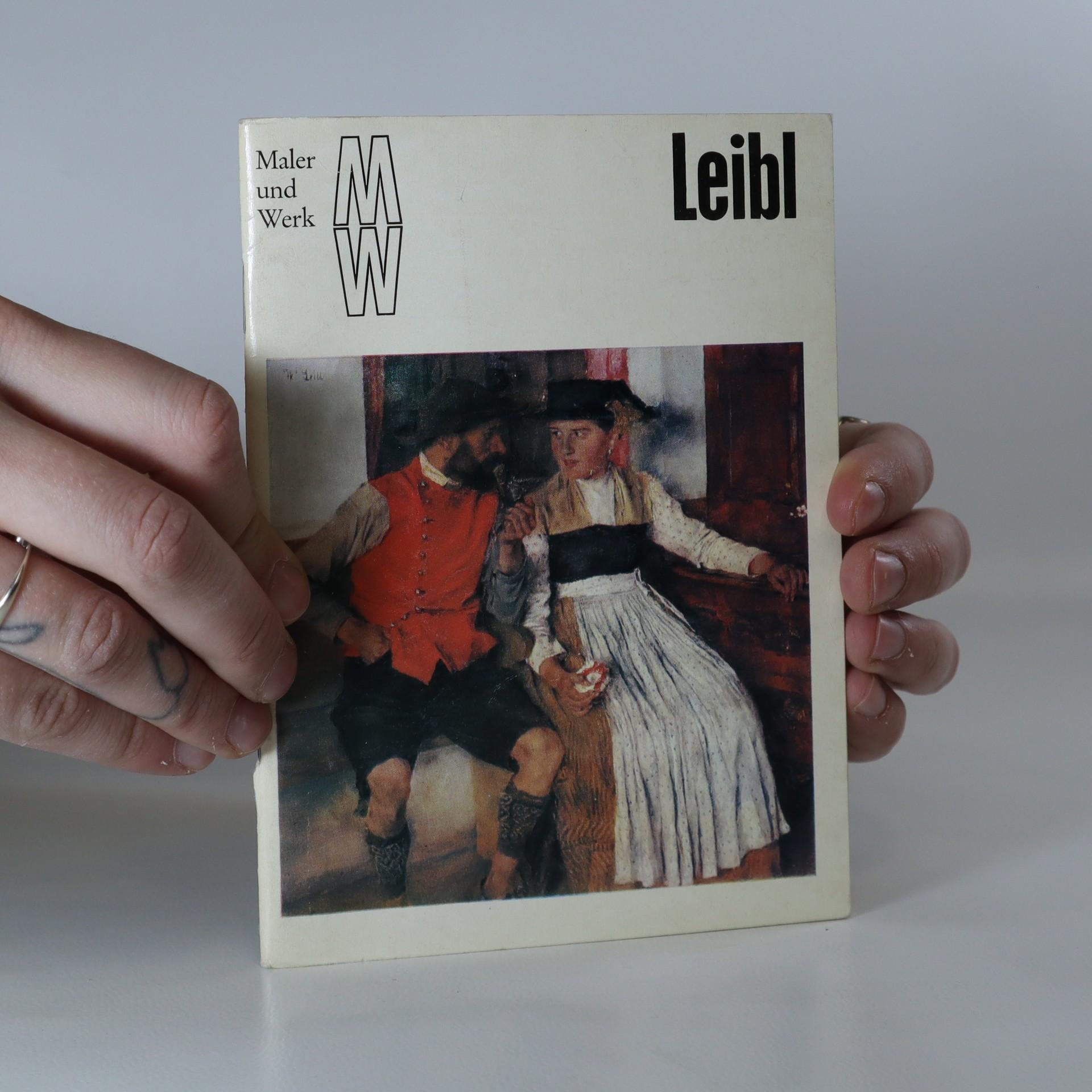 antikvární kniha Leibl, 1979