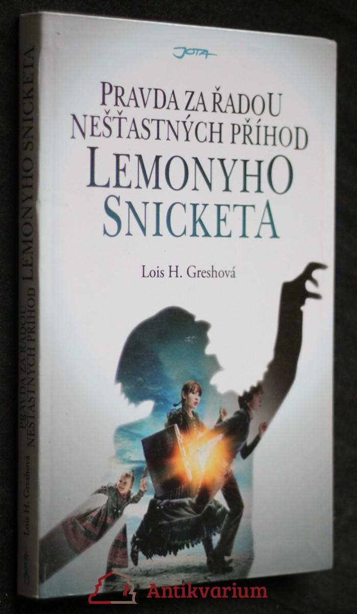 Pravda za řadou nešťastných příhod Lemonyho Snicketa