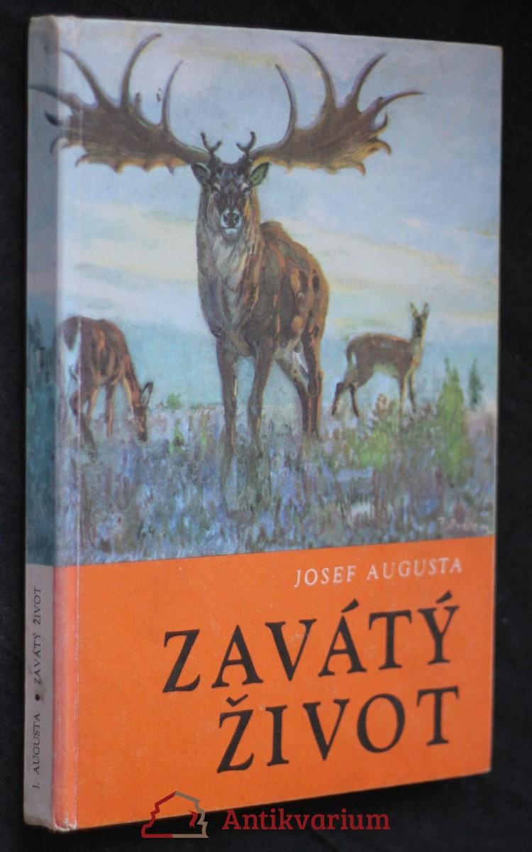 Zavátý život : [populárně naučná četba dopln. paleontologické učivo učebnic všeobec. vzdělávacích škol]
