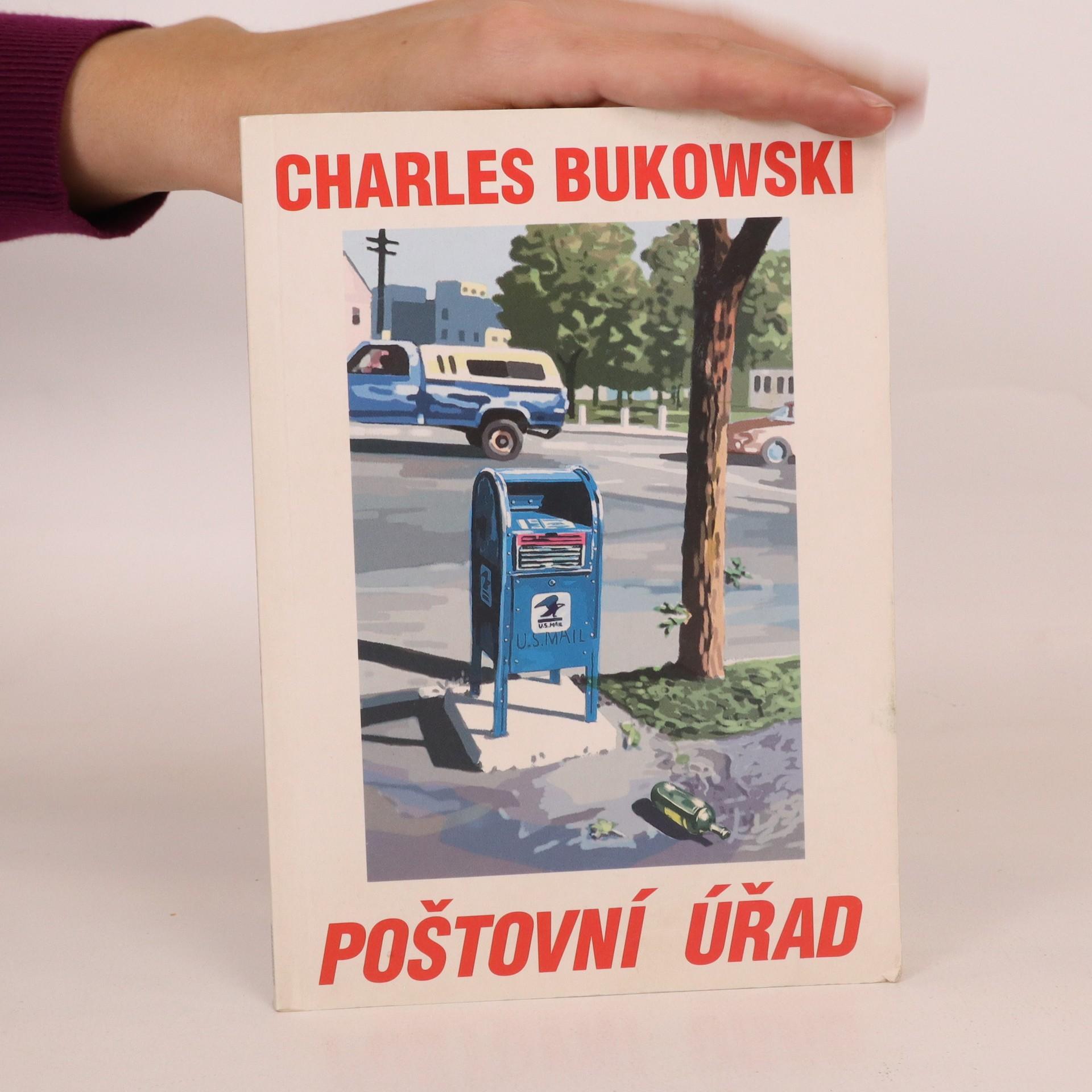 antikvární kniha Poštovní úřad, 1996