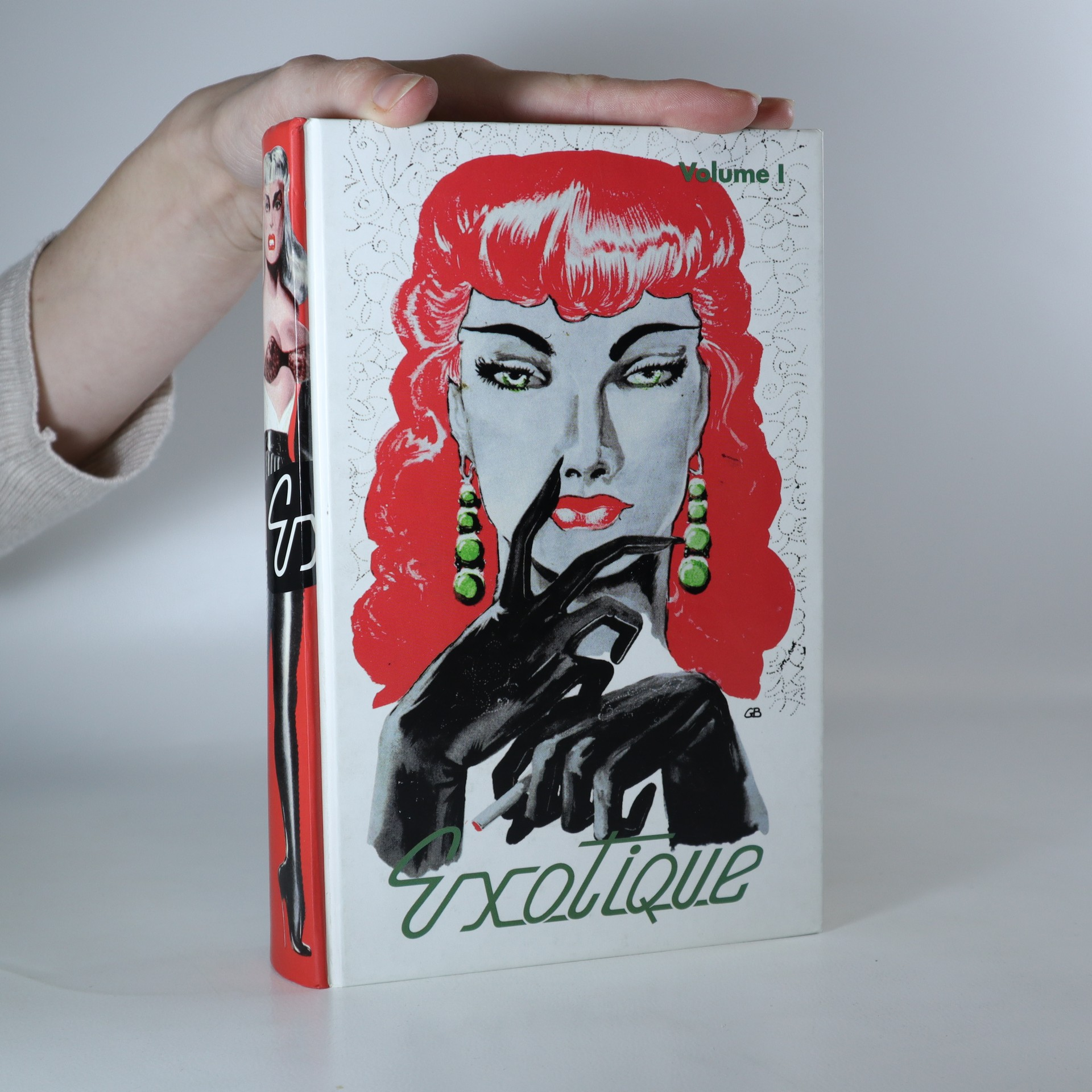 antikvární kniha Exotique. Volume I. The first 36 issues. 1951-1957, 1998