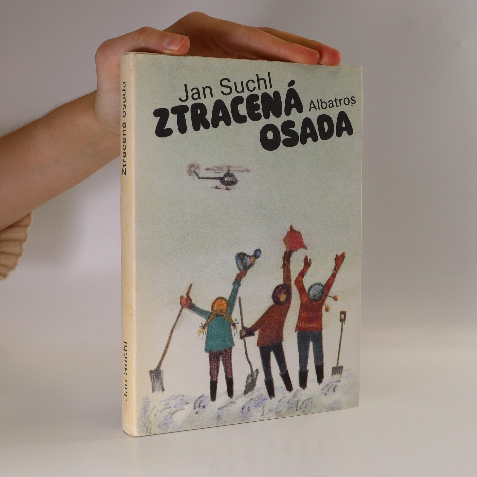antikvární kniha Ztracená osada, 1988