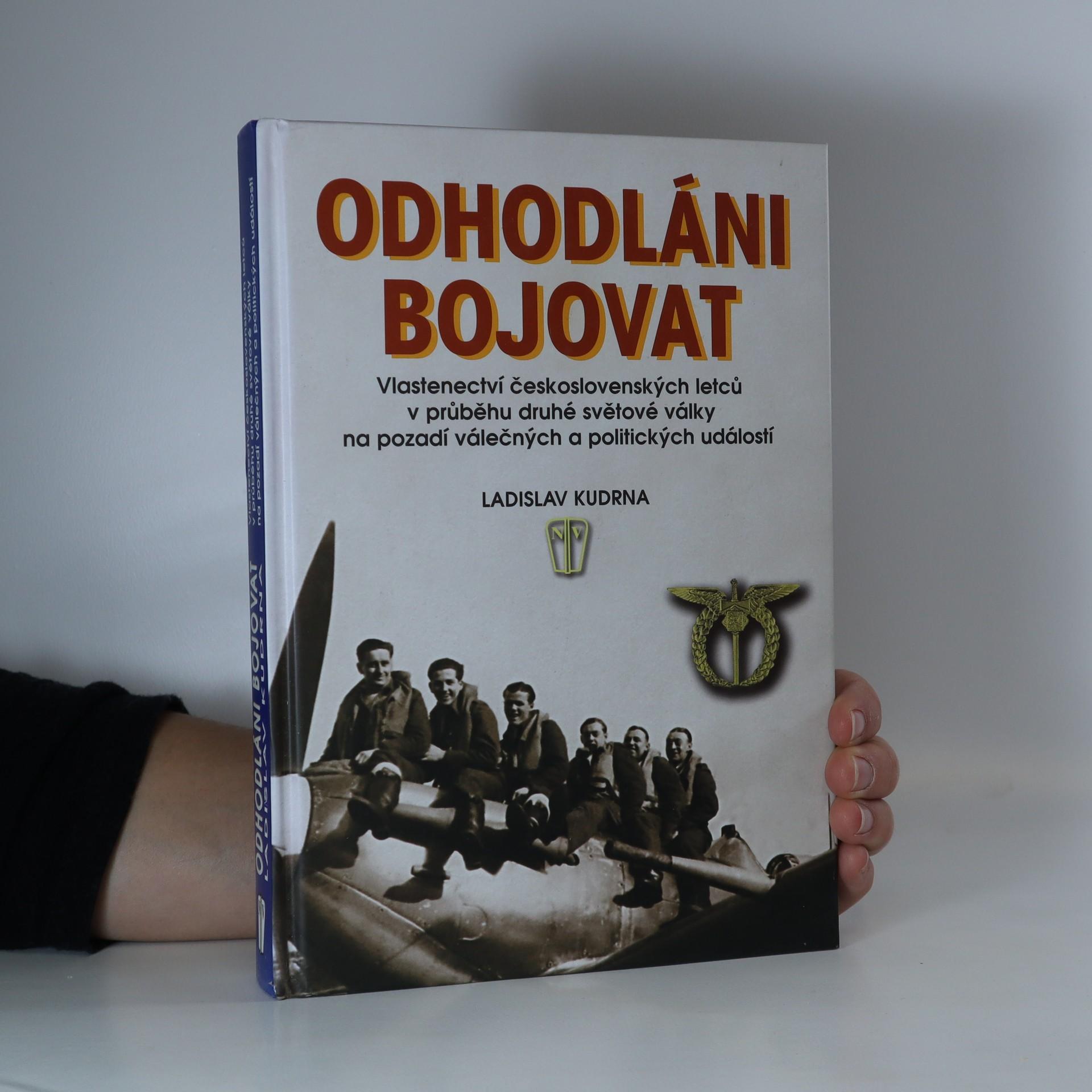 antikvární kniha Odhodláni bojovat, 2010