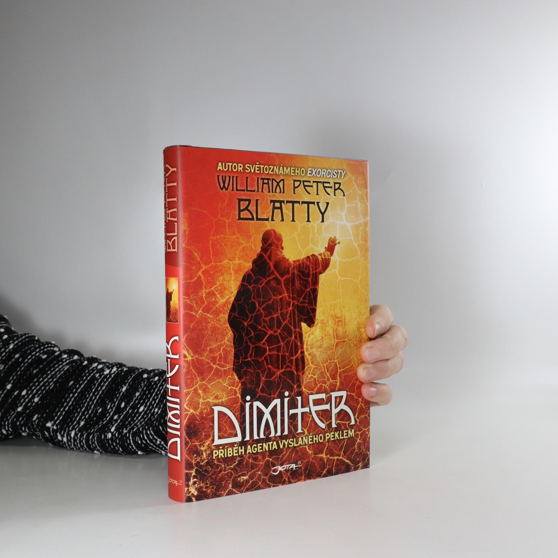 antikvární kniha Dimiter : příběh agenta vyslaného peklem, 2011