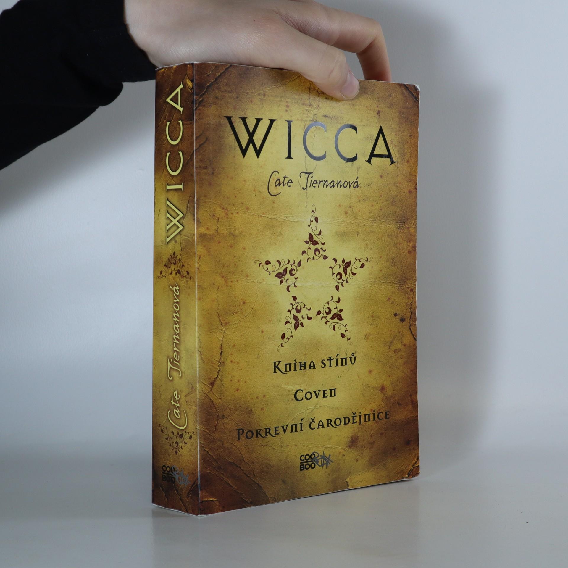 antikvární kniha Wicca. Kniha stínů. Coven. Pokrevní čarodějnice, 2013