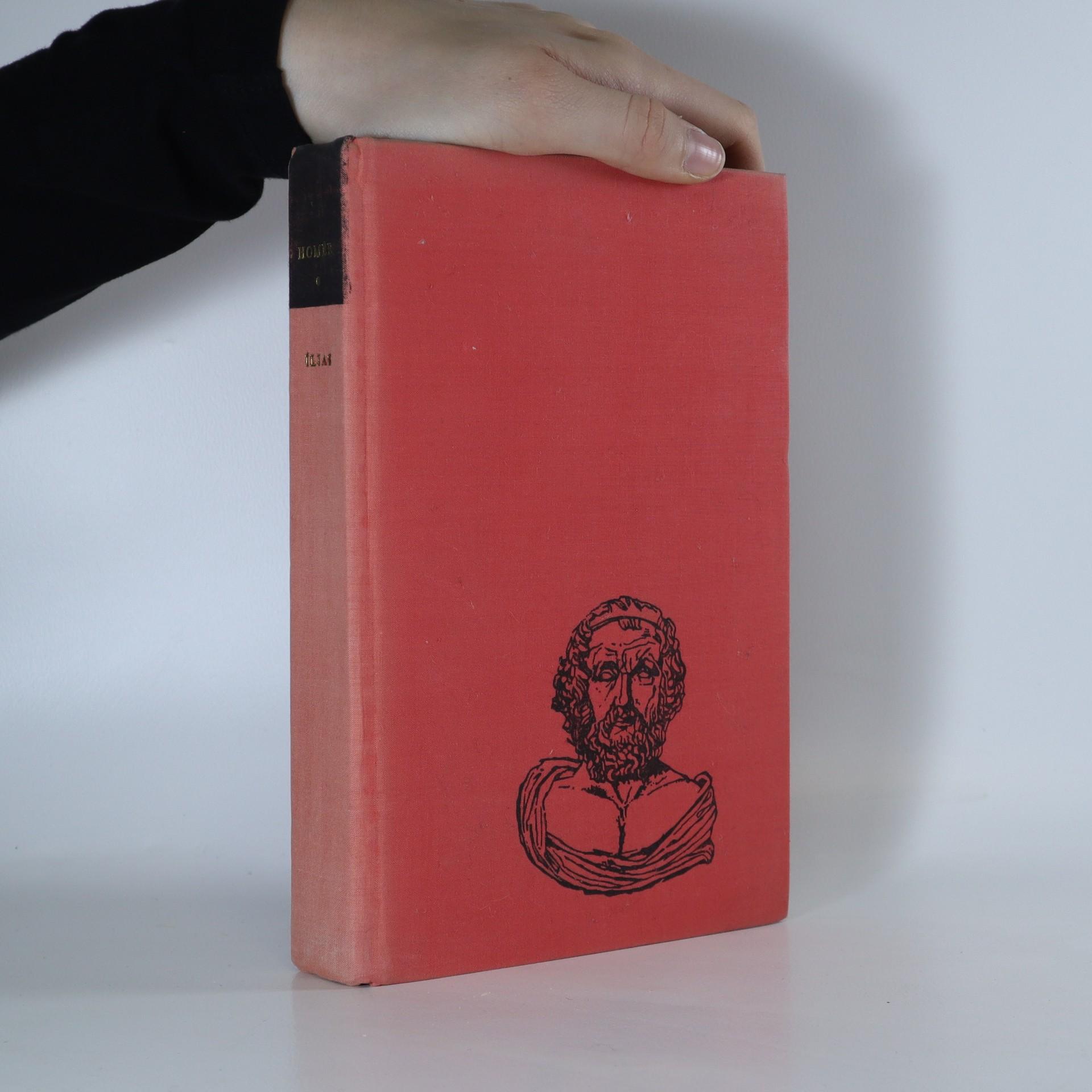 antikvární kniha Ílias, 1980