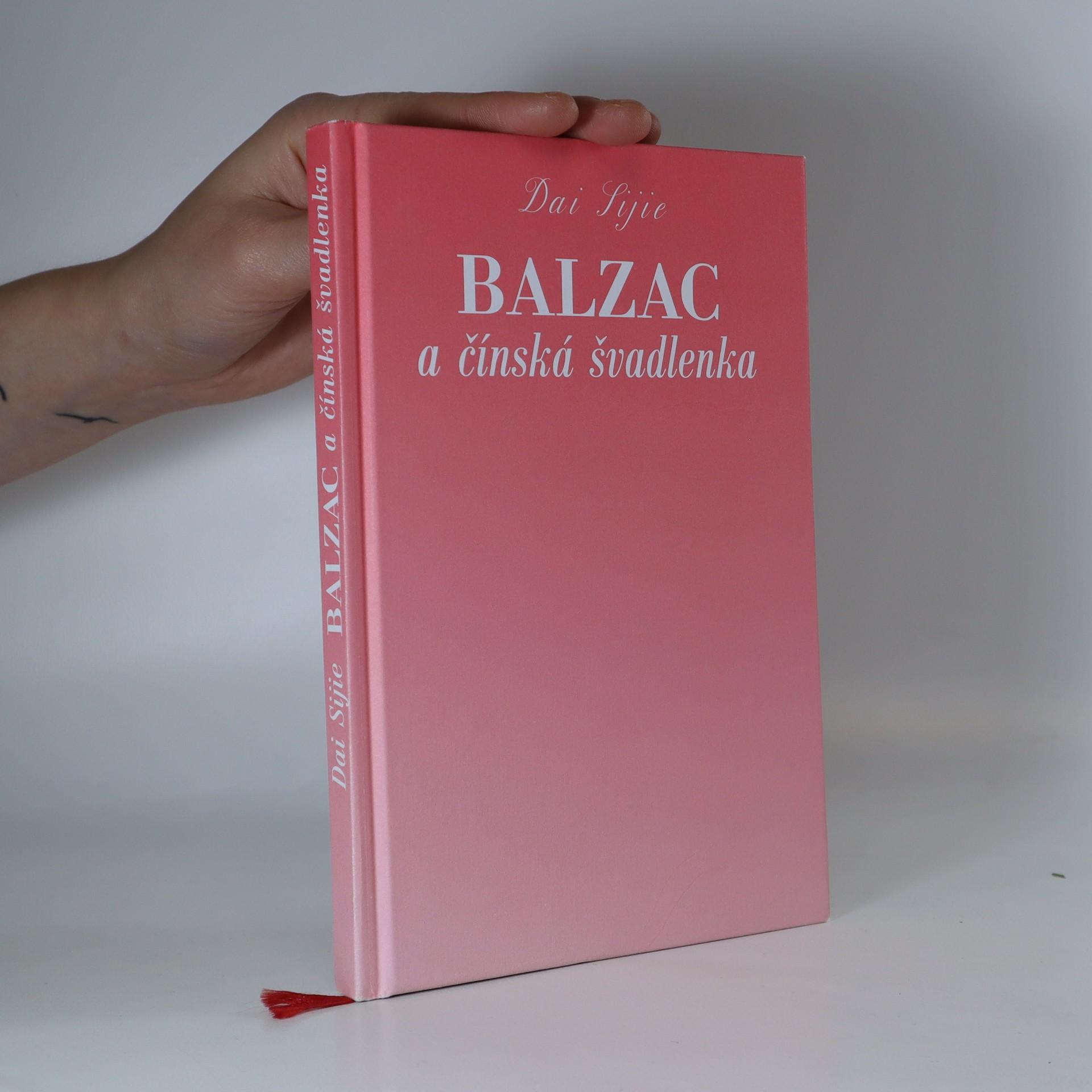 antikvární kniha Balzac a čínská Švadlenka, 2005