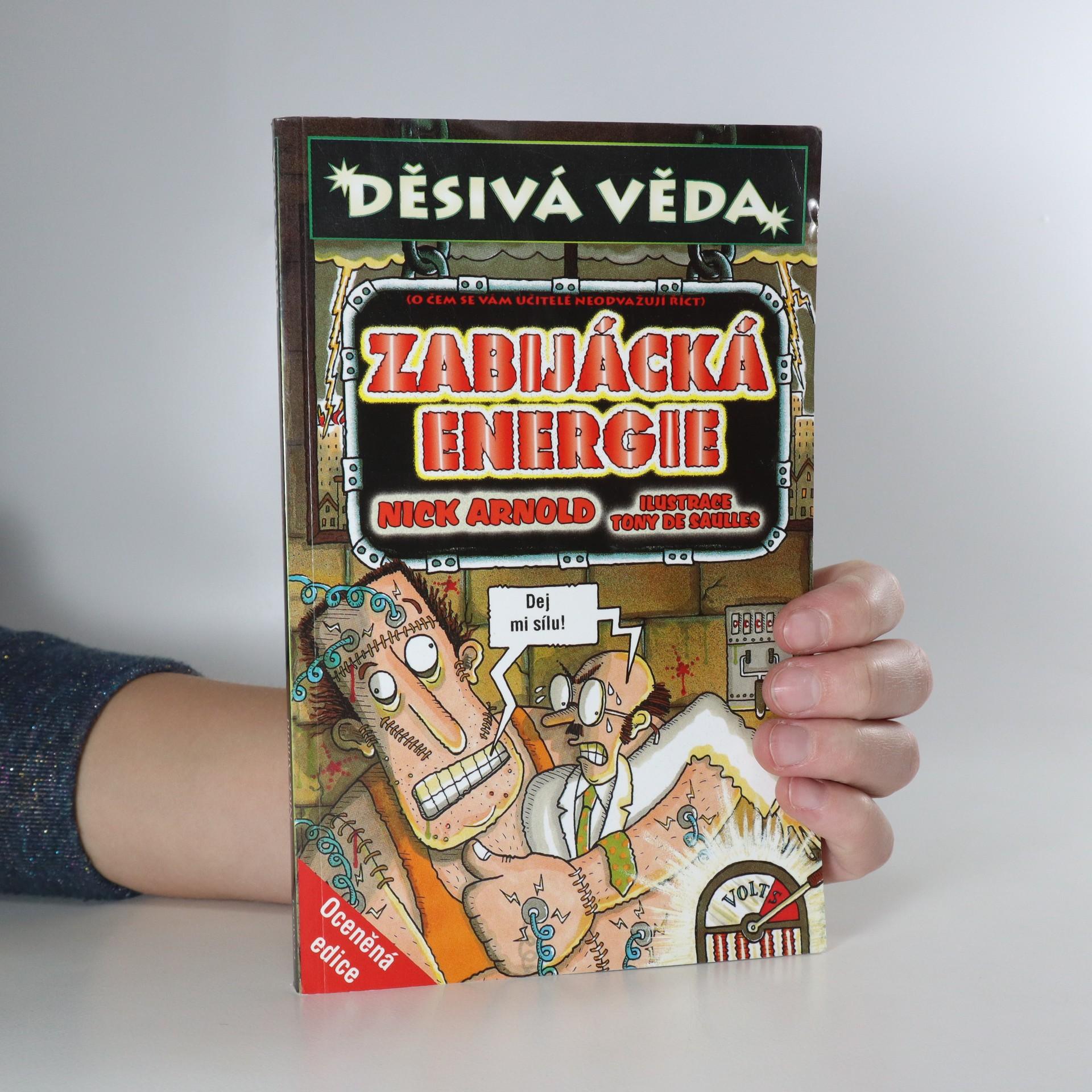 antikvární kniha Děsivá věda. Zabijácká energie, 2005