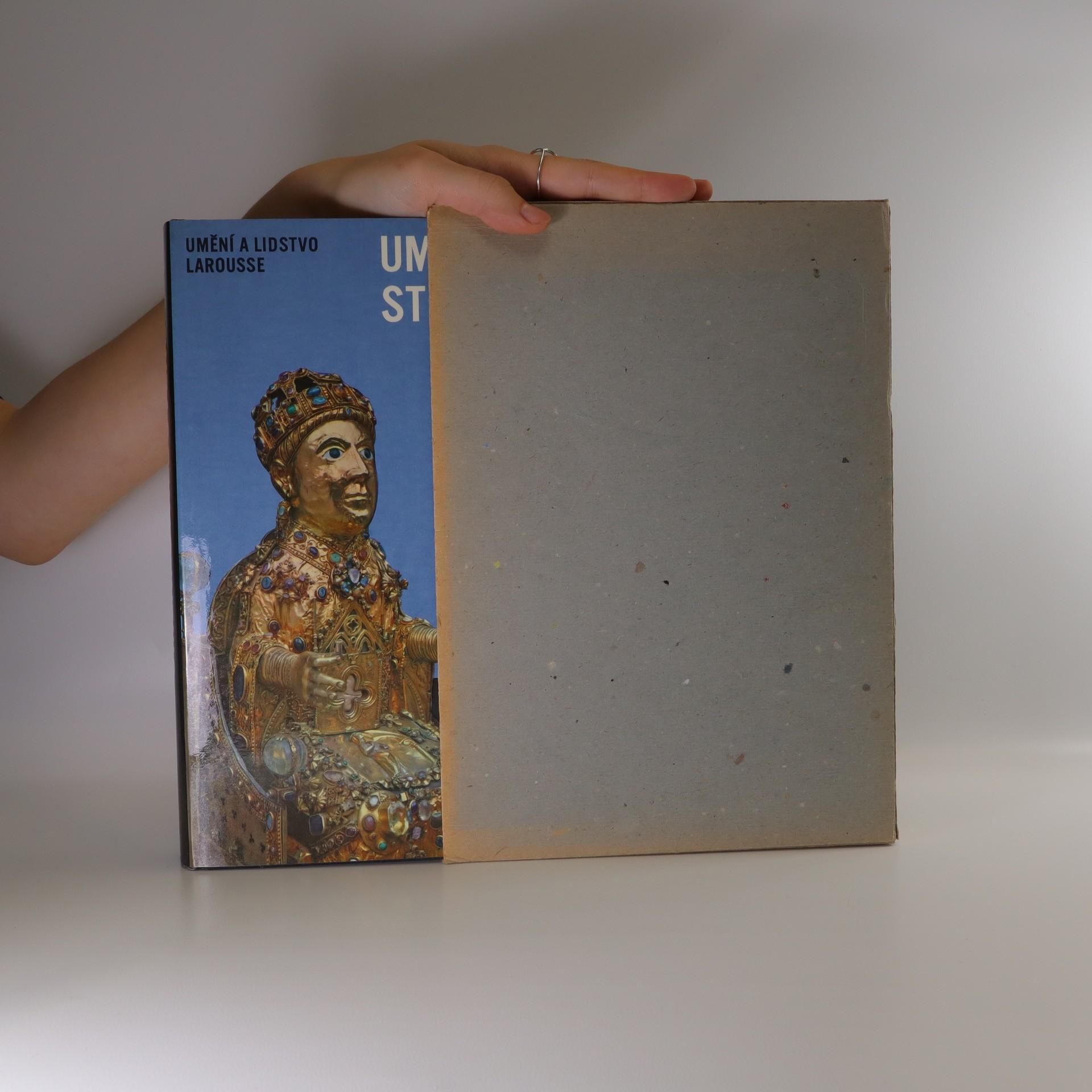 antikvární kniha Encyklopedie umění středověku, 1969