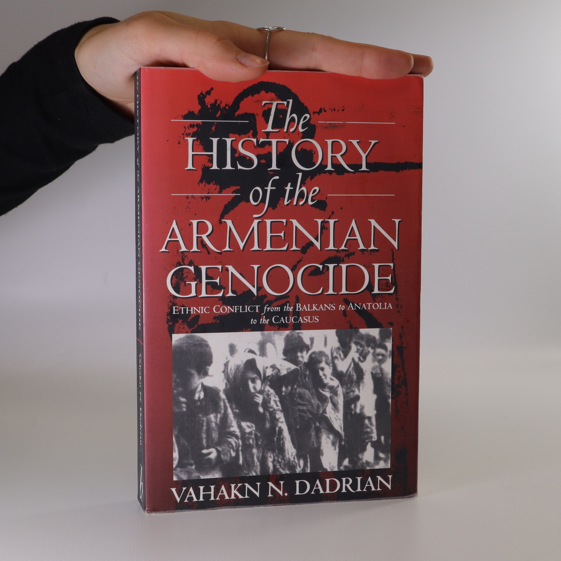 antikvární kniha The history of the Armenian genocide, 2004