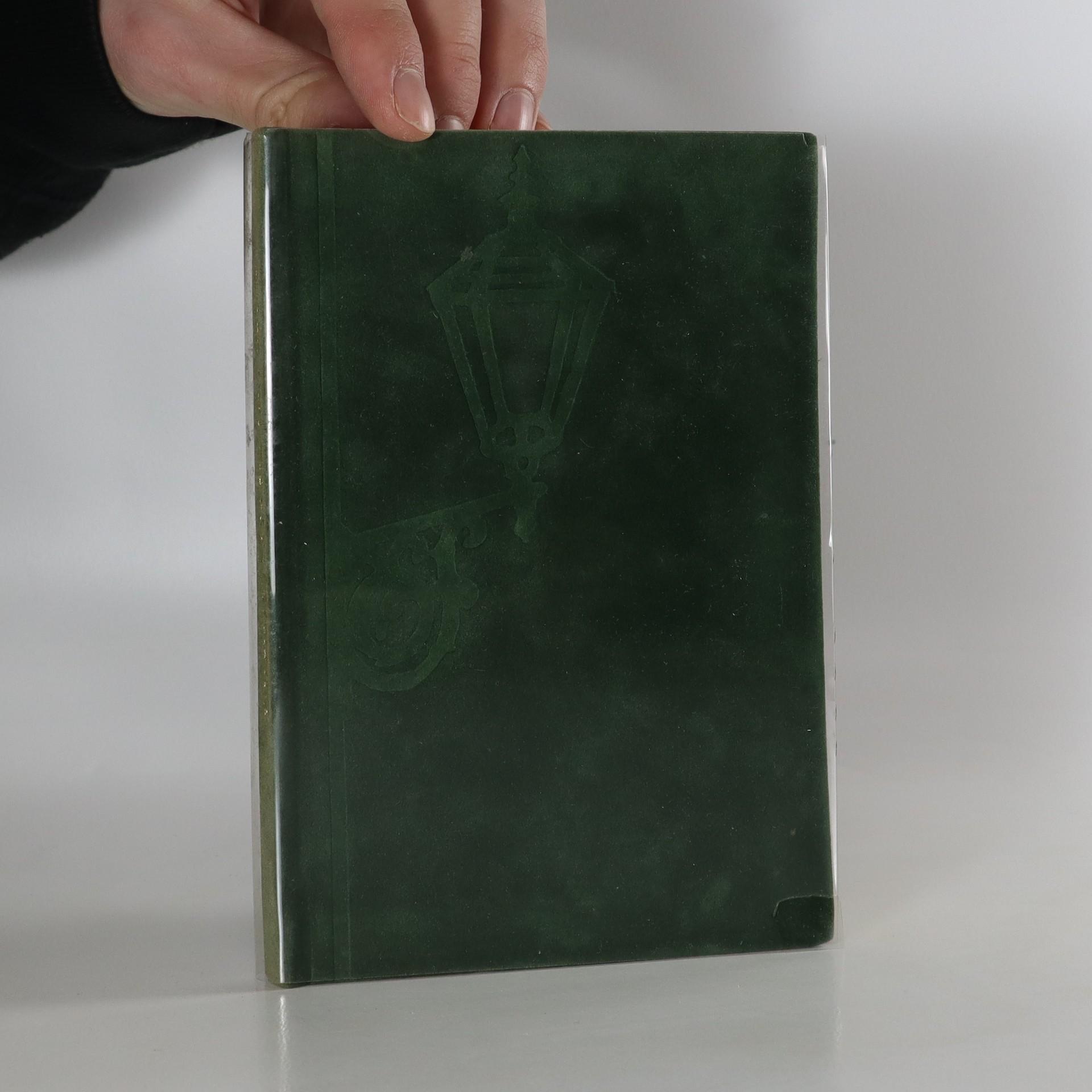 antikvární kniha Růže pro Jana Nerudu, 1988