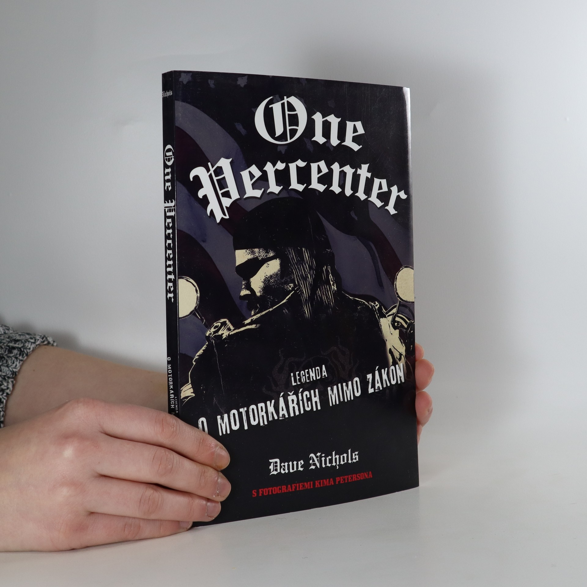 antikvární kniha One percenter. Legenda o motorkářích mimo zákon, neuveden