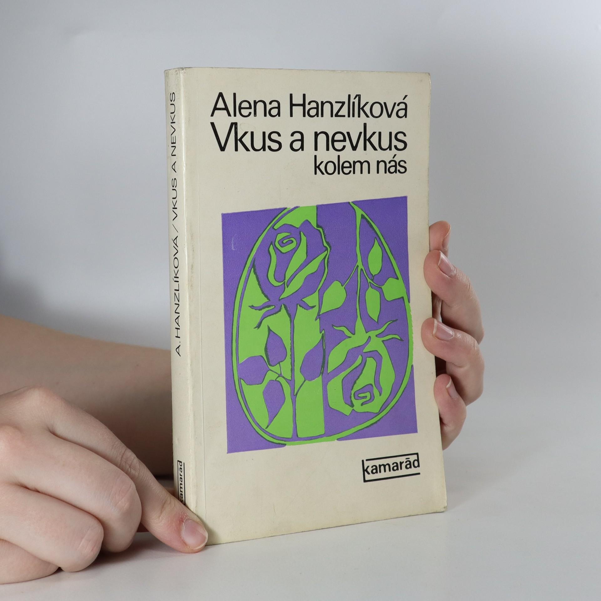 antikvární kniha Vkus a nevkus kolem nás, 1977