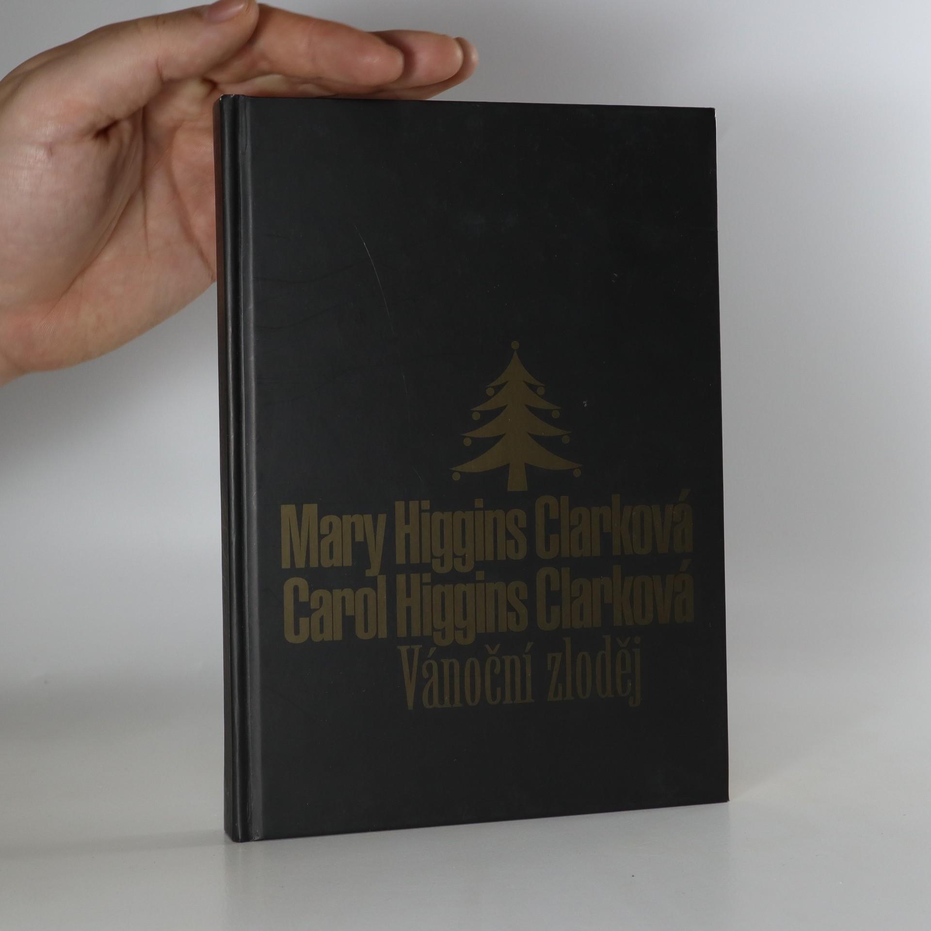 antikvární kniha Vánoční zloděj, 2009