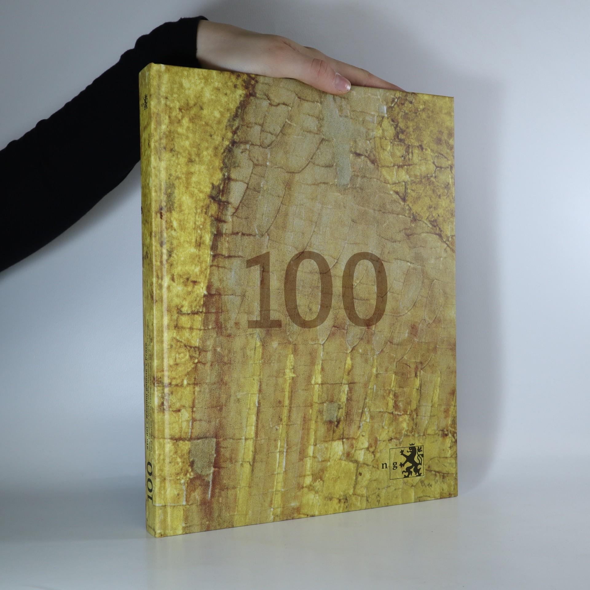 antikvární kniha 100 děl z Národní galerie v Praze , 2005