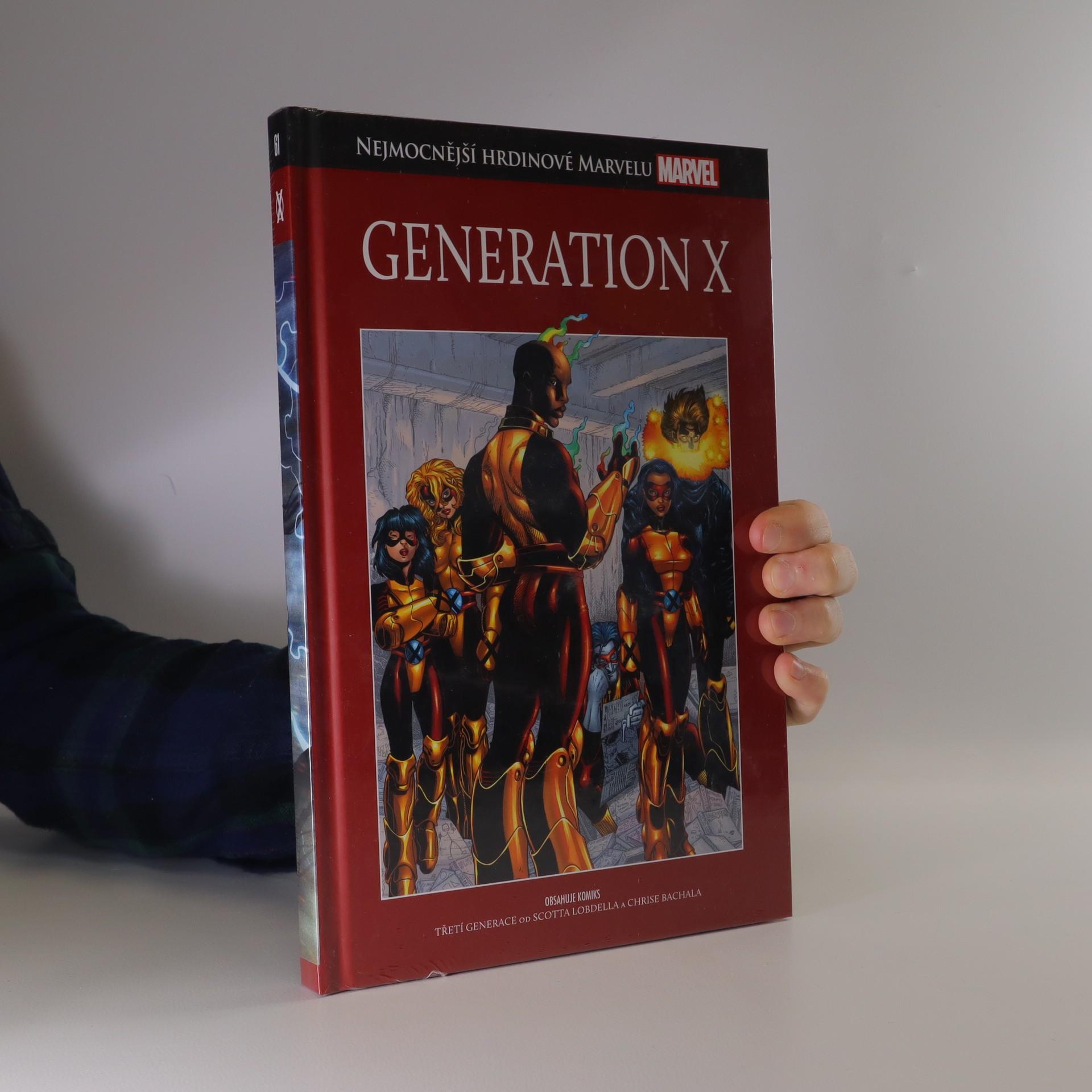 antikvární kniha Generation X (zabaleno) (česky), neuveden