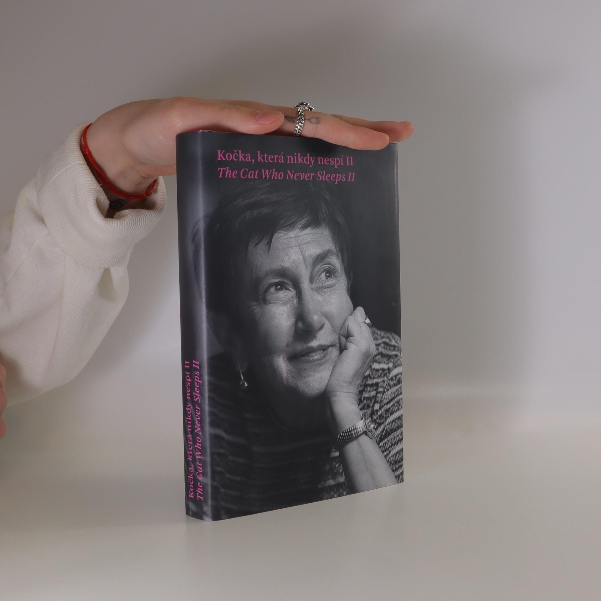 antikvární kniha Kočka, která nikdy nespí II : Jiřině Šiklové k narozeninám, 2015