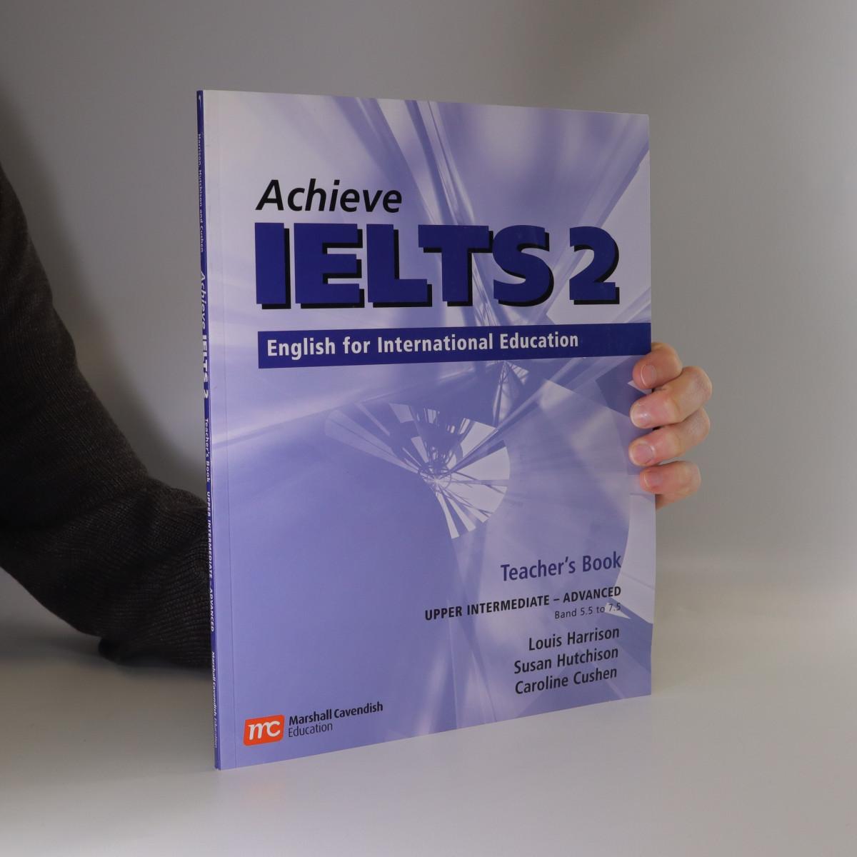 antikvární kniha Achieve IELTS 2, 2006