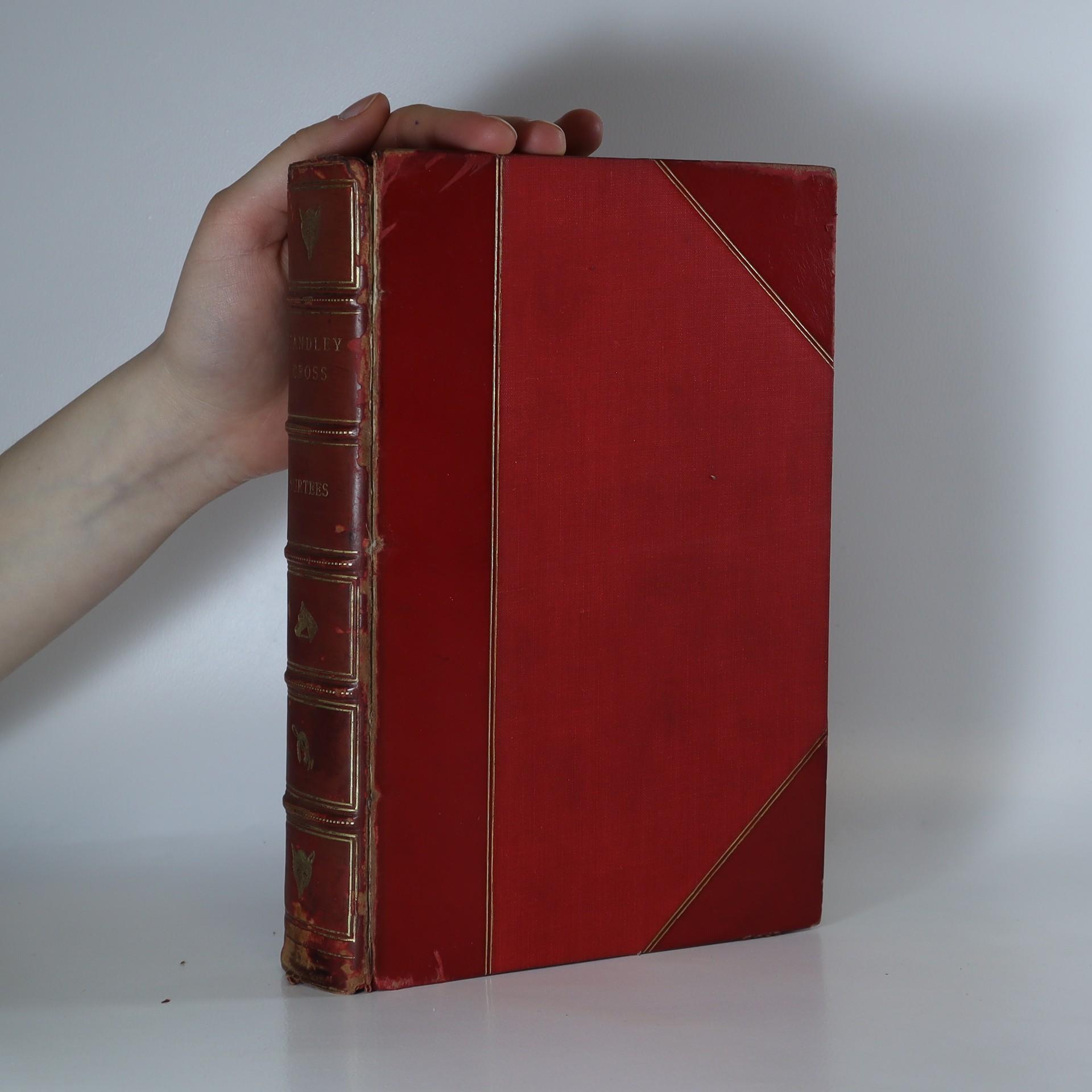 antikvární kniha Handley Cross or Mr. Jorrocks's Hunt, neuveden