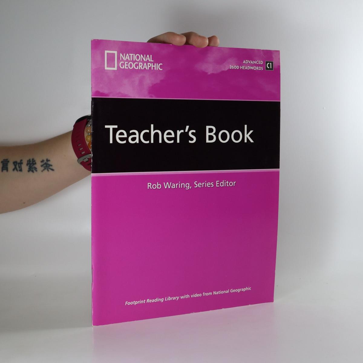 antikvární kniha Footprint Reading Library. Teacher's book. Advanced C1., neuveden