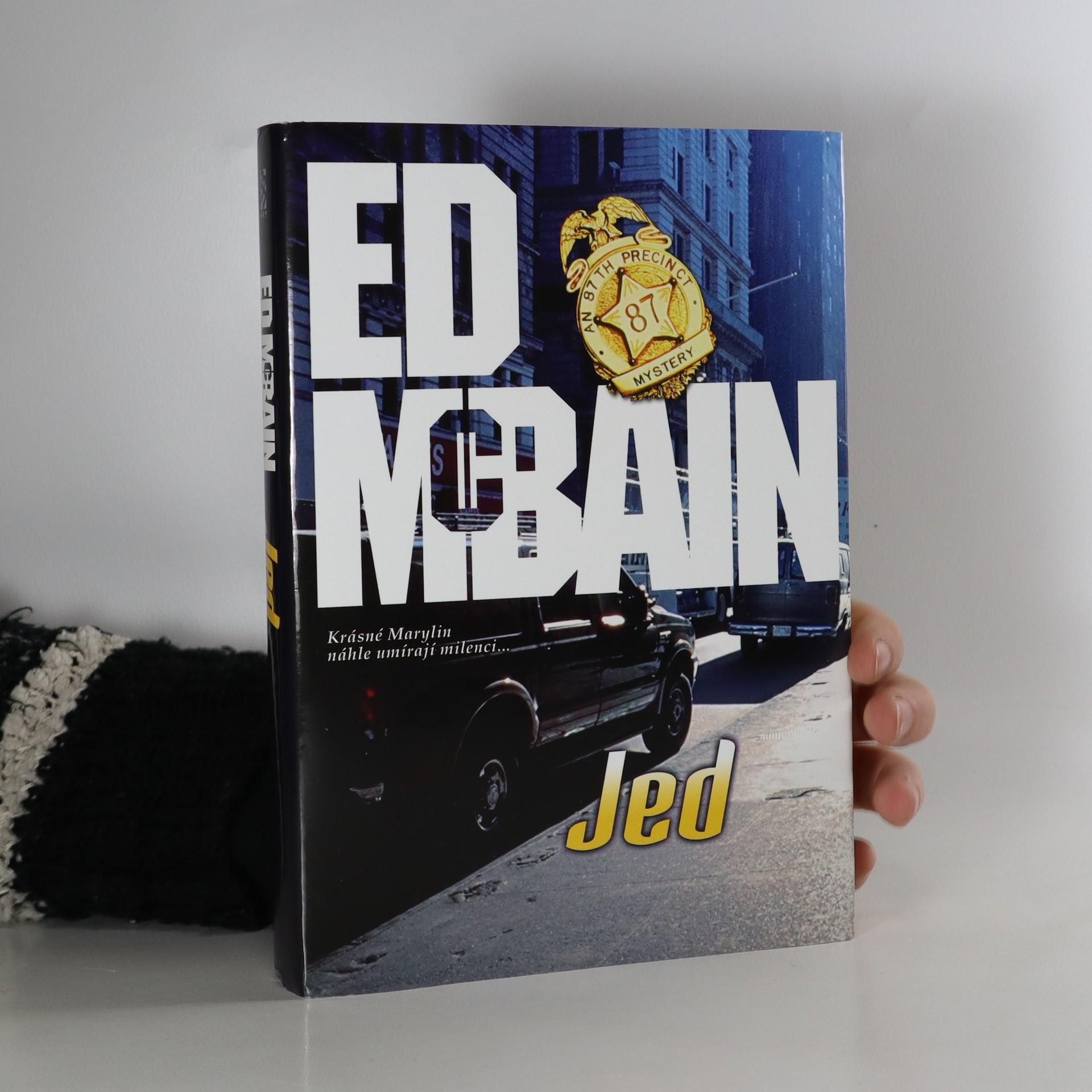 antikvární kniha Jed : román z 87. revíru, 2007