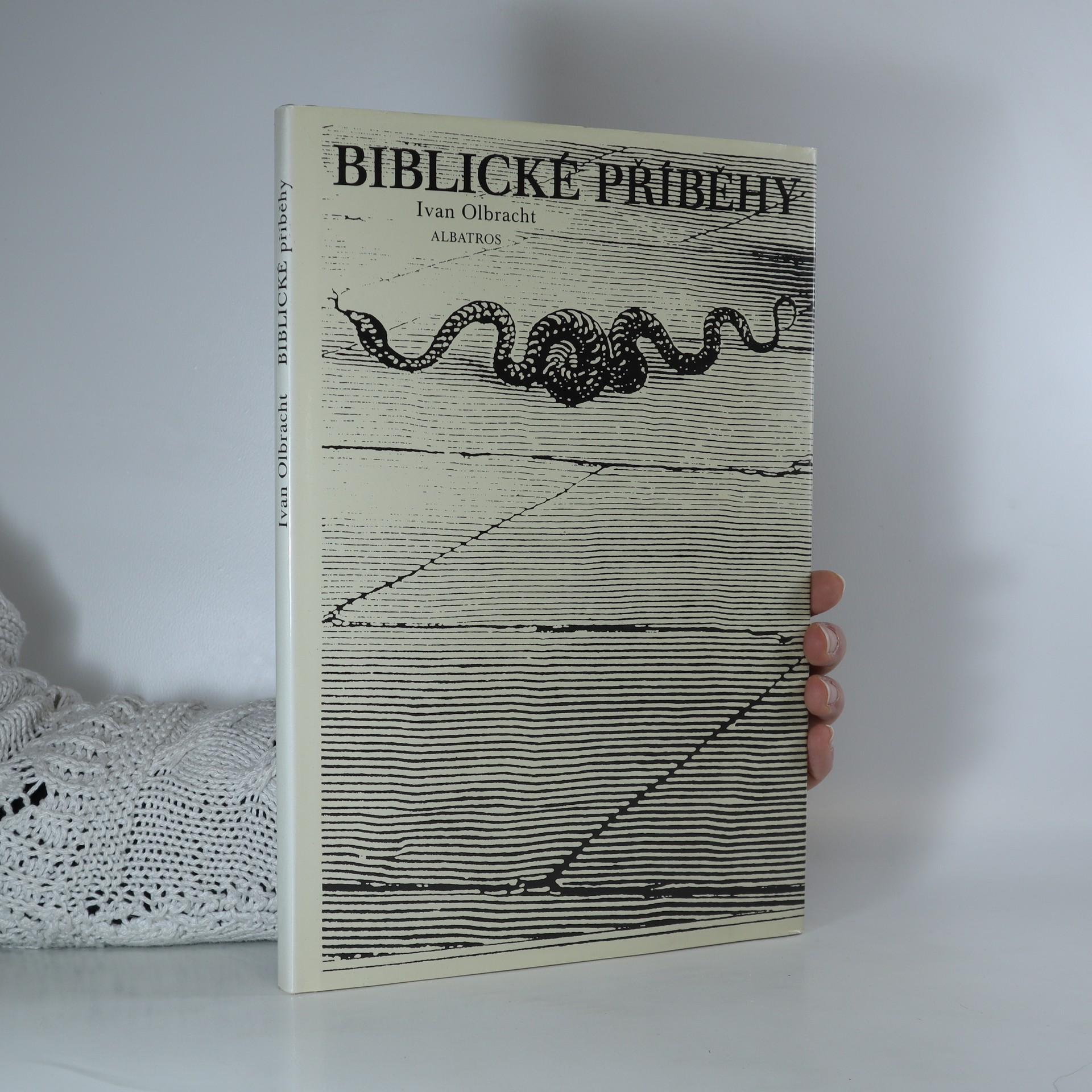 antikvární kniha Biblické příběhy : Starý zákon pro mládež, 1991