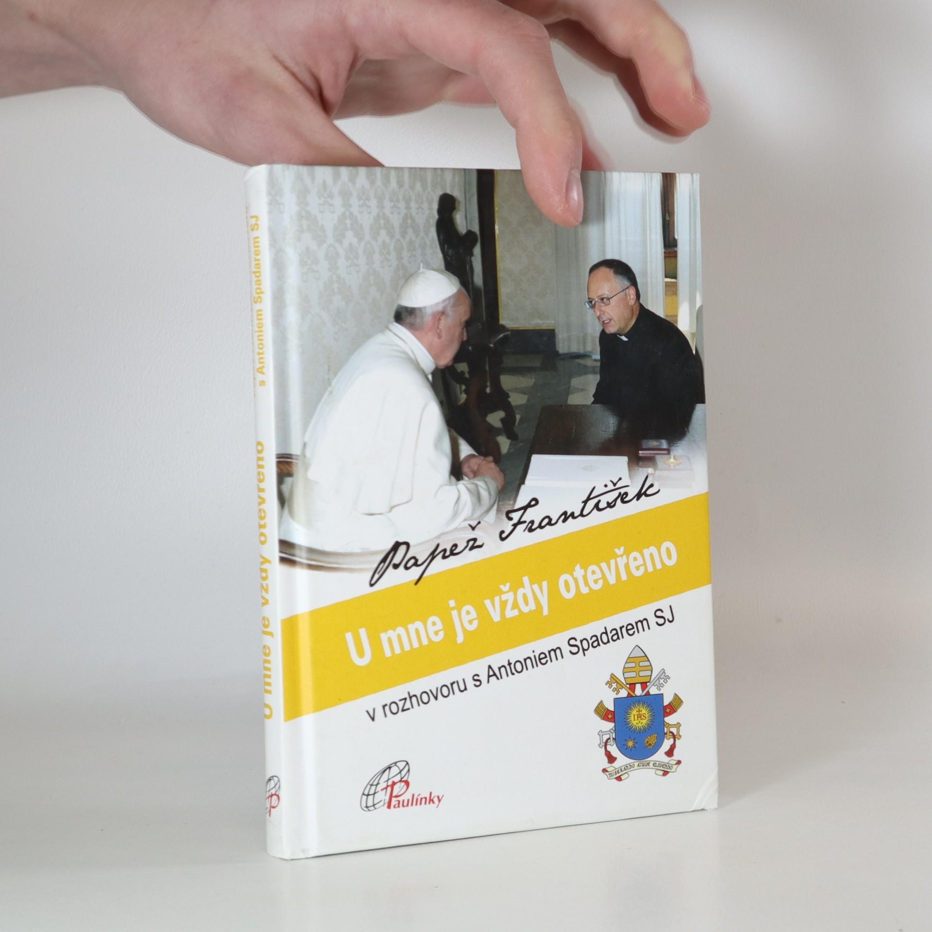 antikvární kniha U mne je vždy otevřeno, 2014