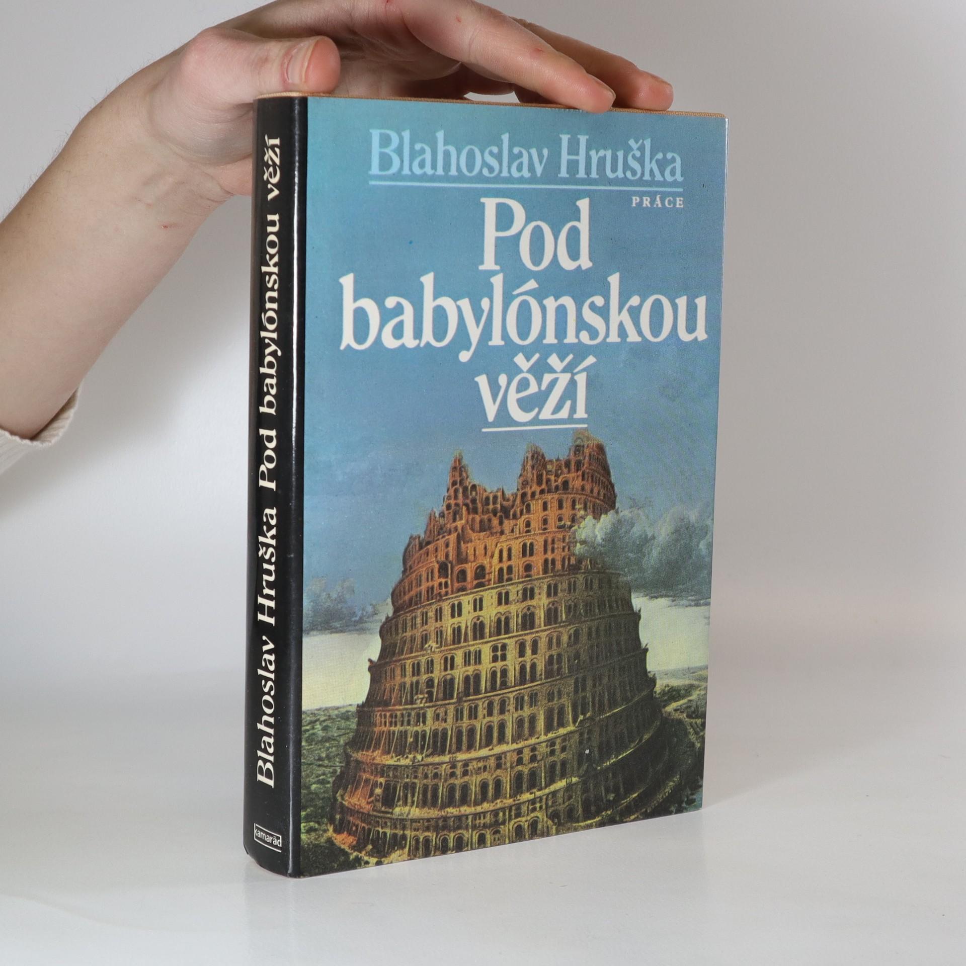 antikvární kniha Pod babylonskou věží, 1987