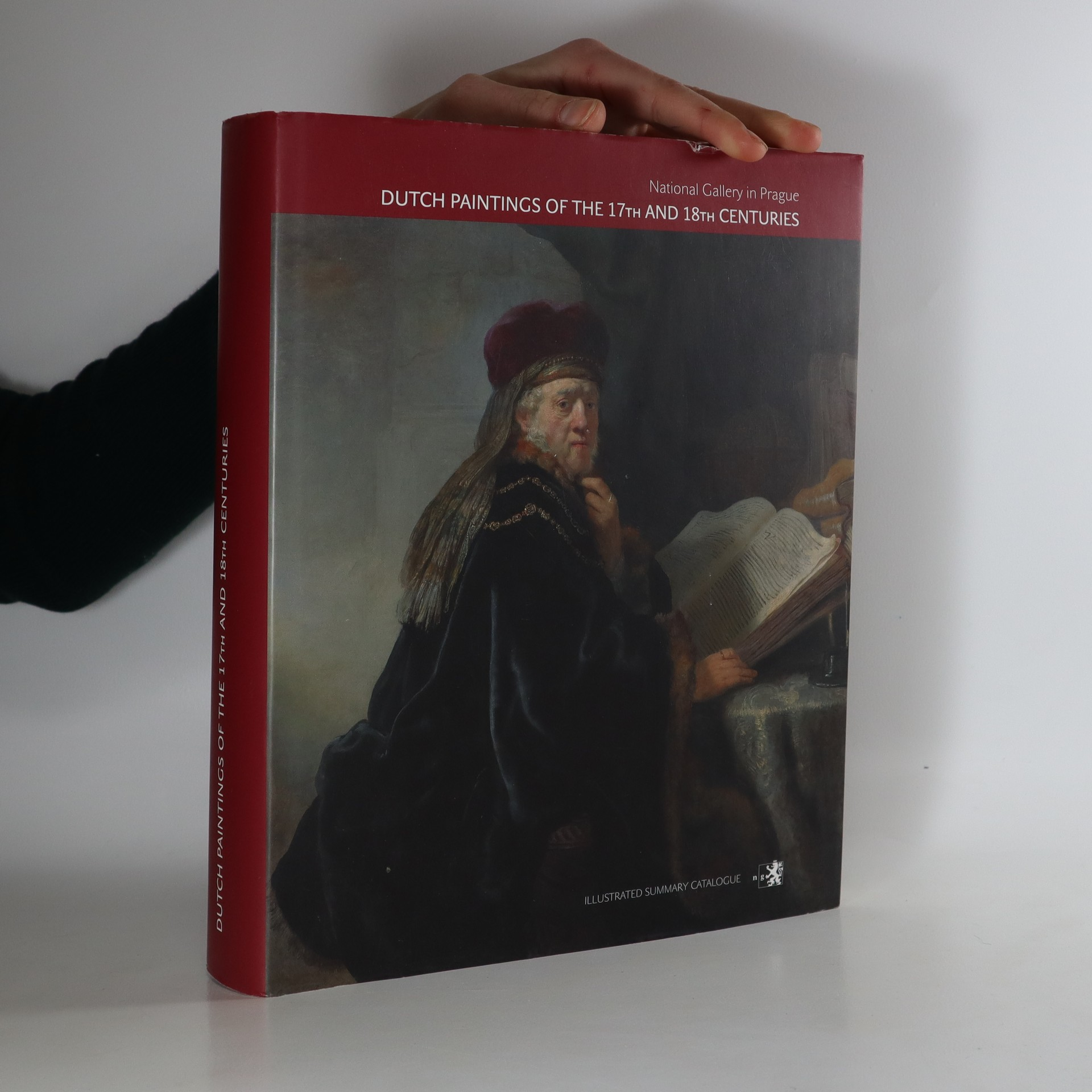 antikvární kniha Dutch paintings of the 17th and 18th centuries, 2012