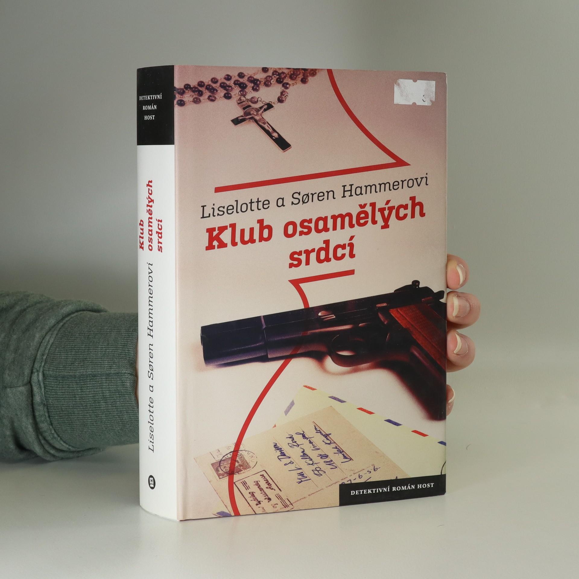 antikvární kniha Klub osamělých srdcí, 2014