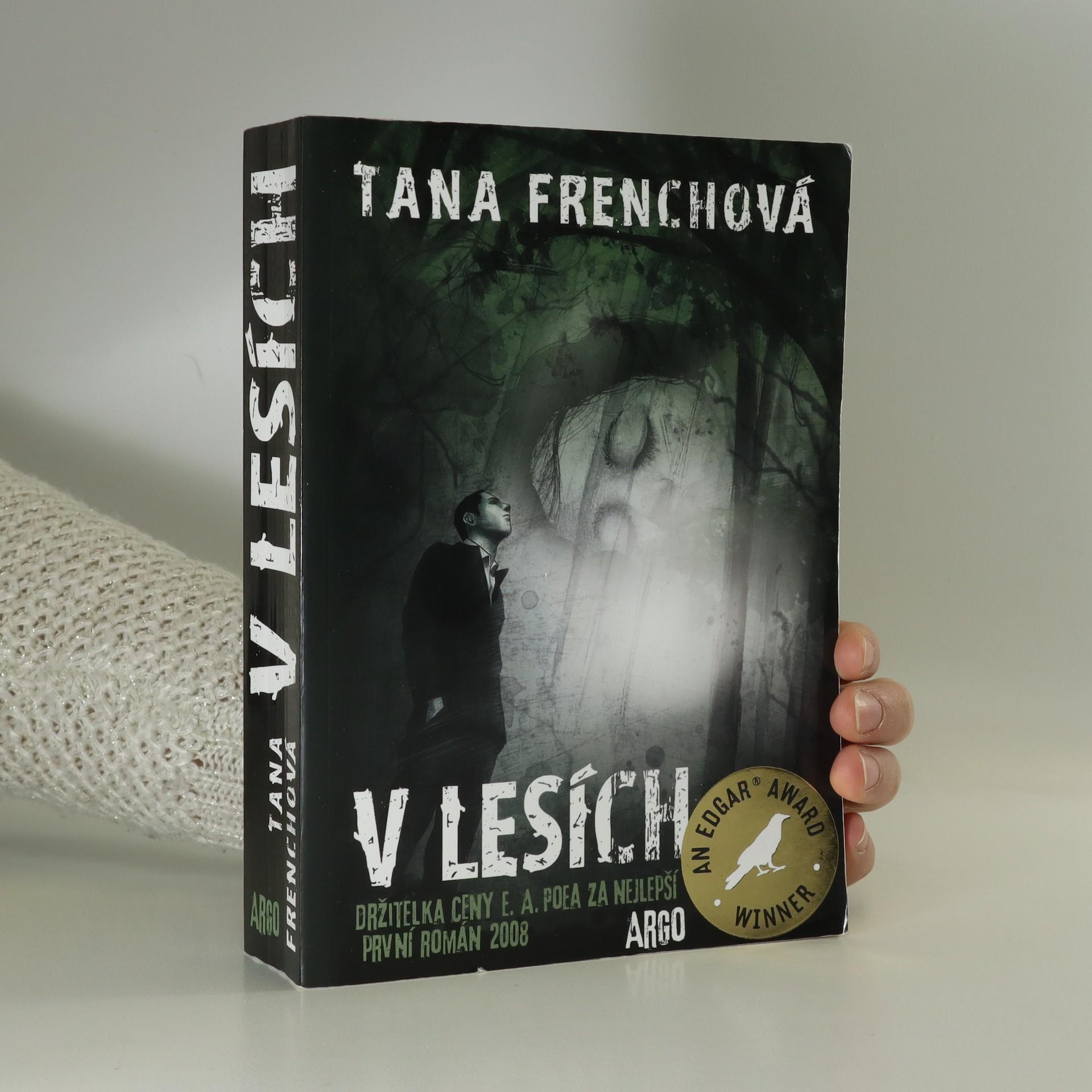 antikvární kniha V lesích, 2012