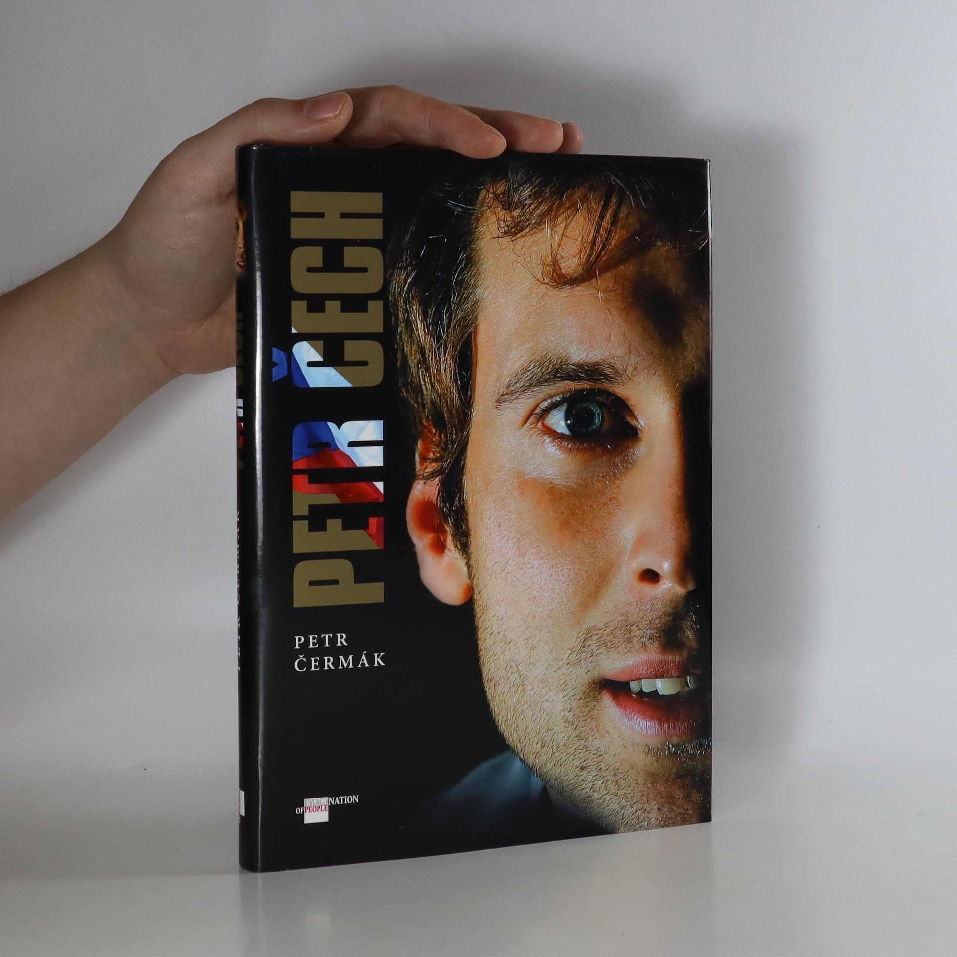 antikvární kniha Petr Čech, 2007