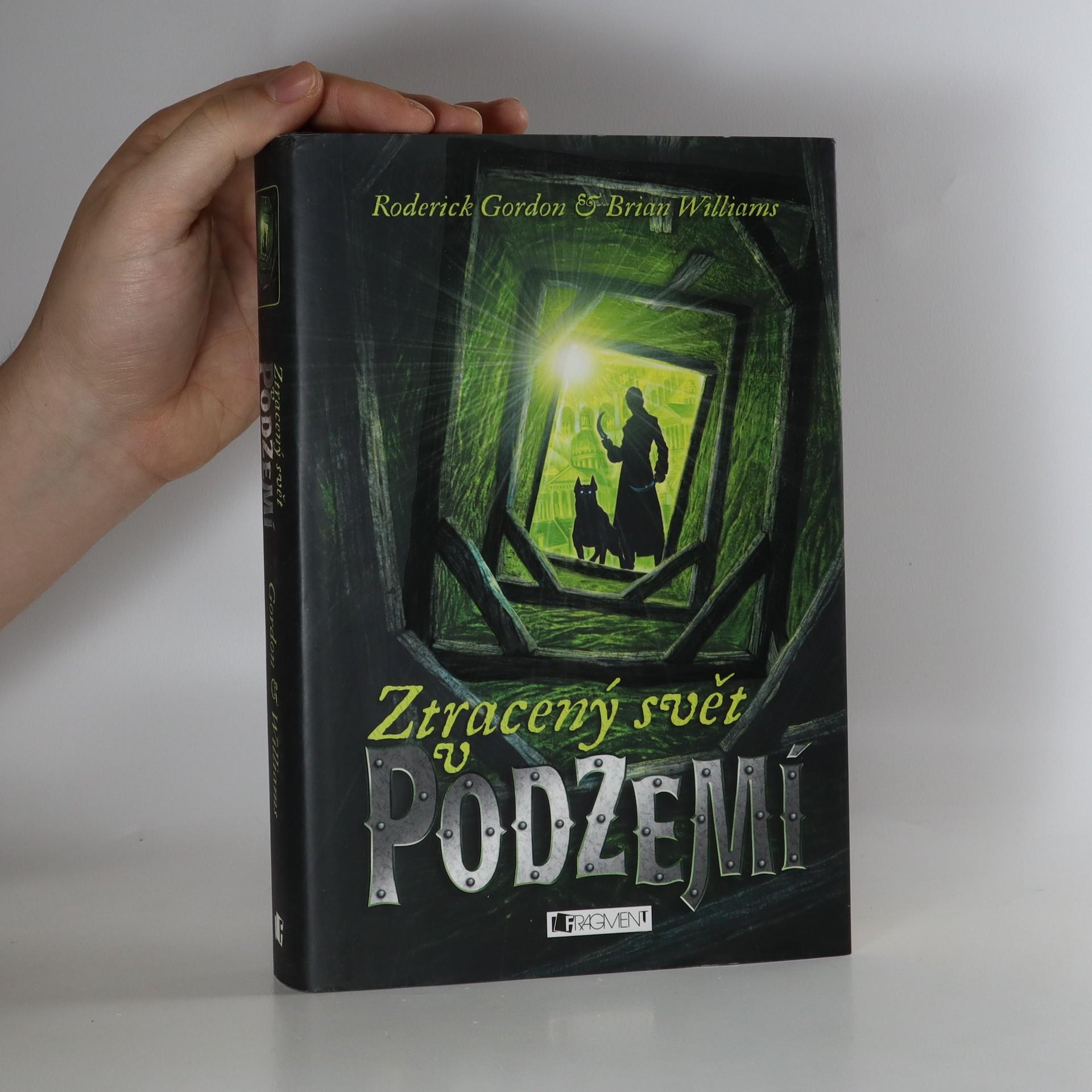 antikvární kniha Ztracený svět v Podzemí, 2008