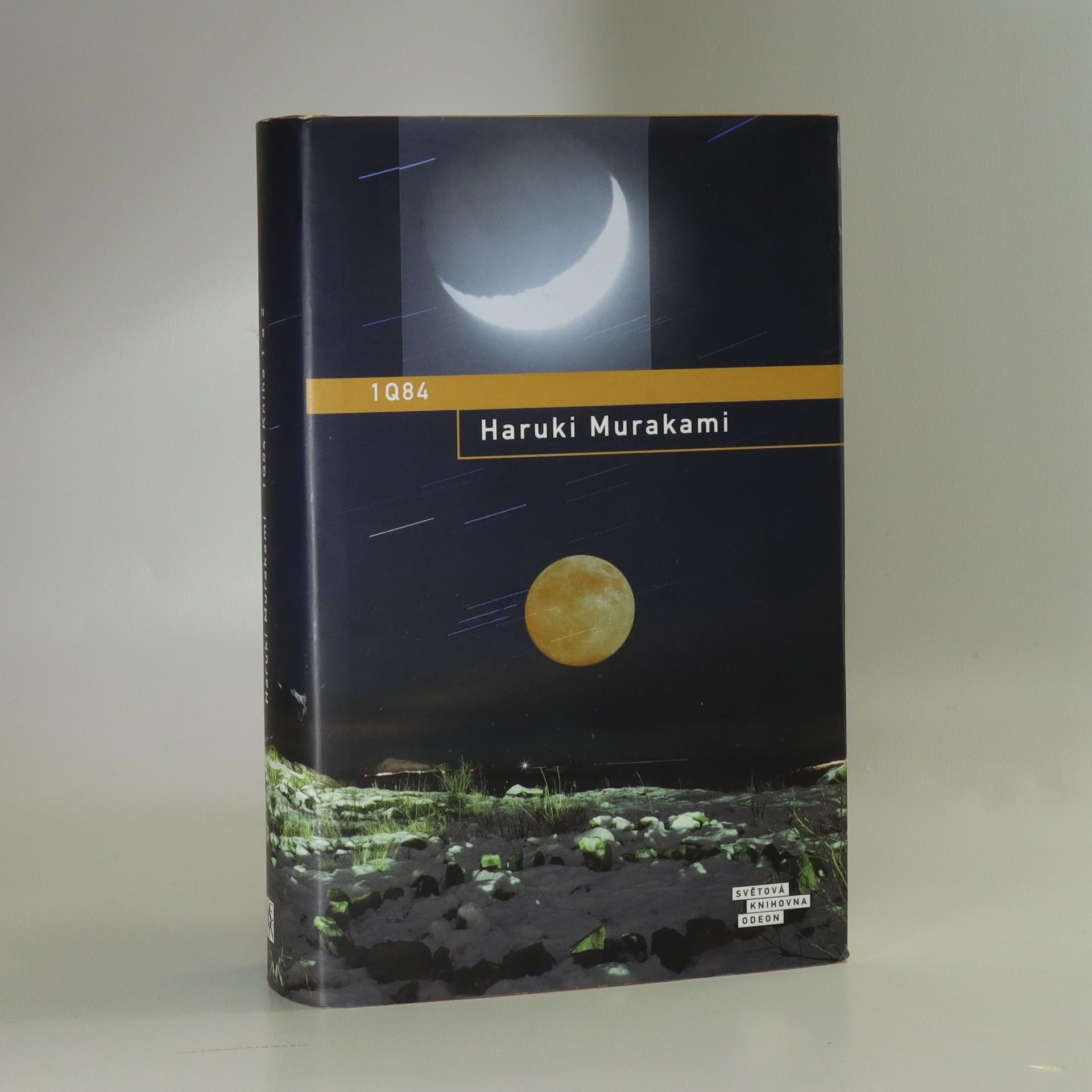antikvární kniha 1Q84, 2009