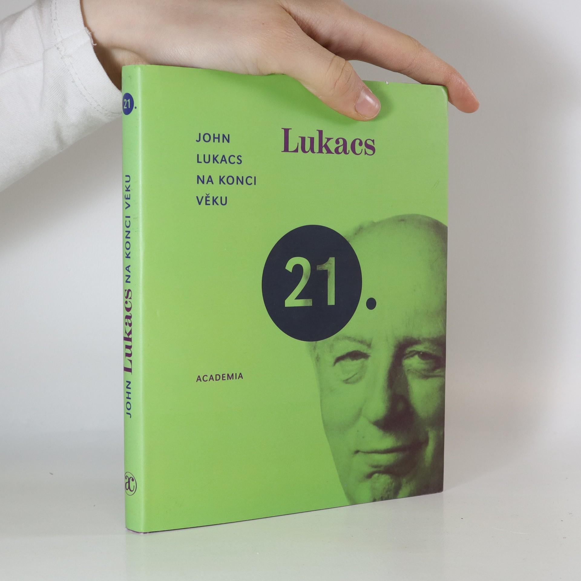 antikvární kniha Na konci věku, 2009